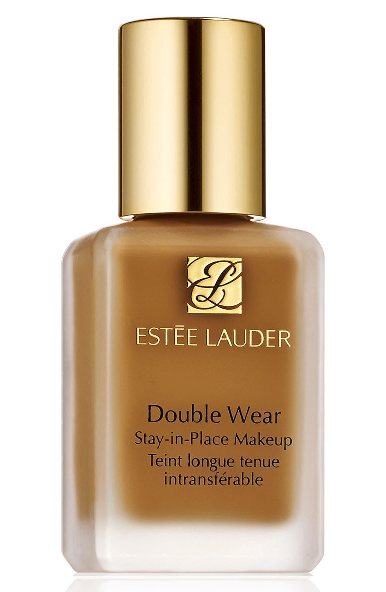 Estee Lauder Double Wear Stay-In-Place Liquid Makeup - 5N2 Amber Honey
