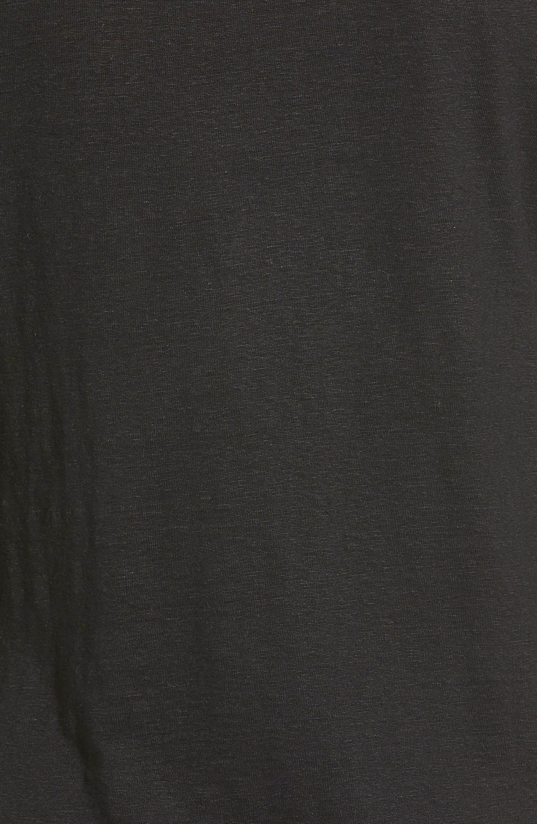 Bateau Neck Organic Linen Tunic,                             Alternate thumbnail 33, color,