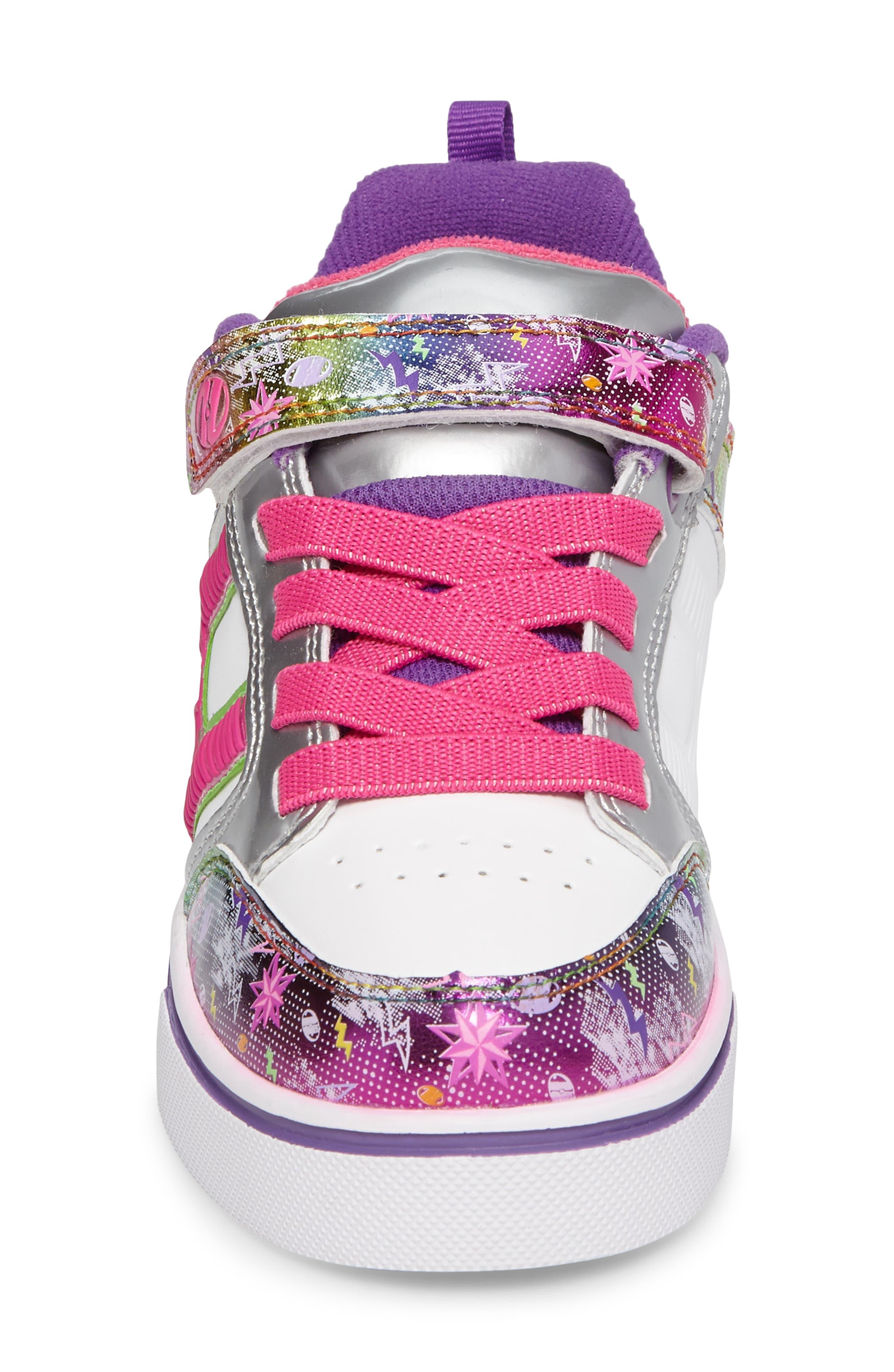 Bolt Plus X2 Light-Up Skate Sneaker,                             Alternate thumbnail 4, color,                             162