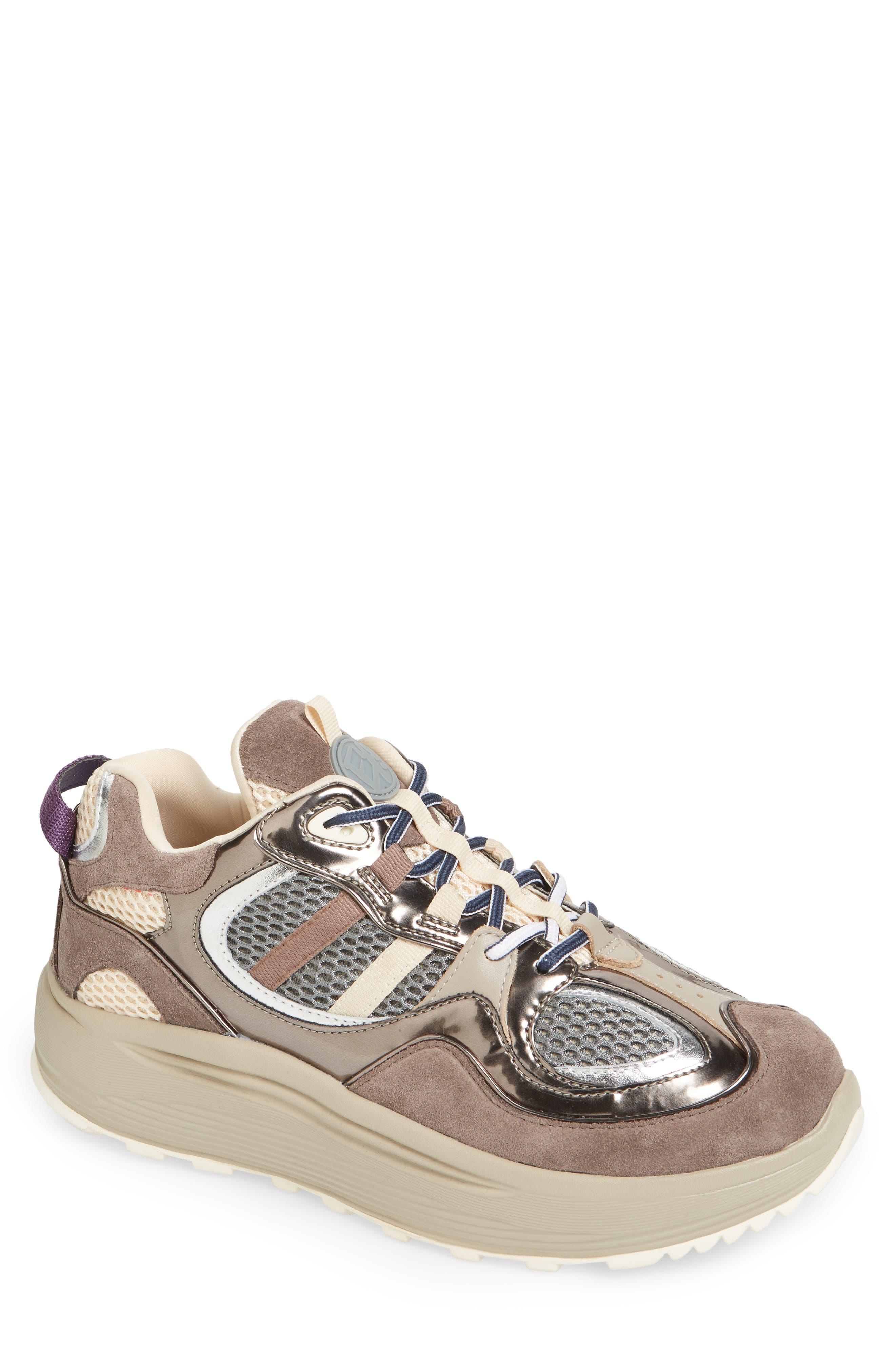 Jet Turbo Flatform Sneaker,                             Main thumbnail 1, color,                             060