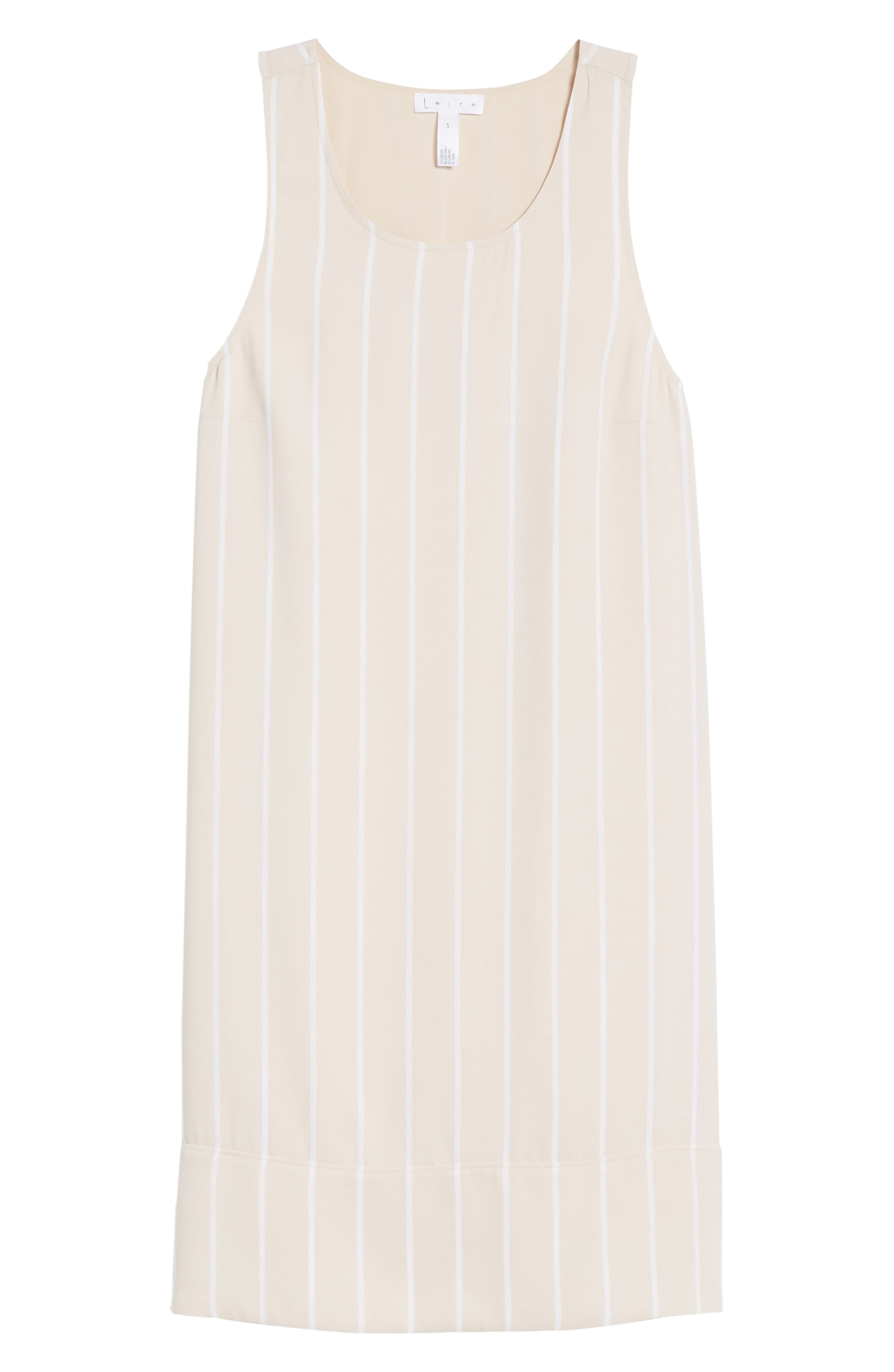 Racerback Shift Dress,                             Alternate thumbnail 185, color,