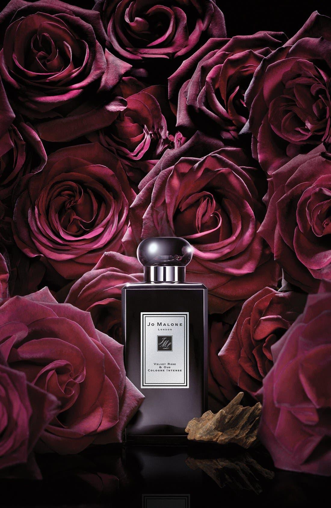 Velvet Rose & Oud Cologne Intense,                             Alternate thumbnail 4, color,                             NO COLOR