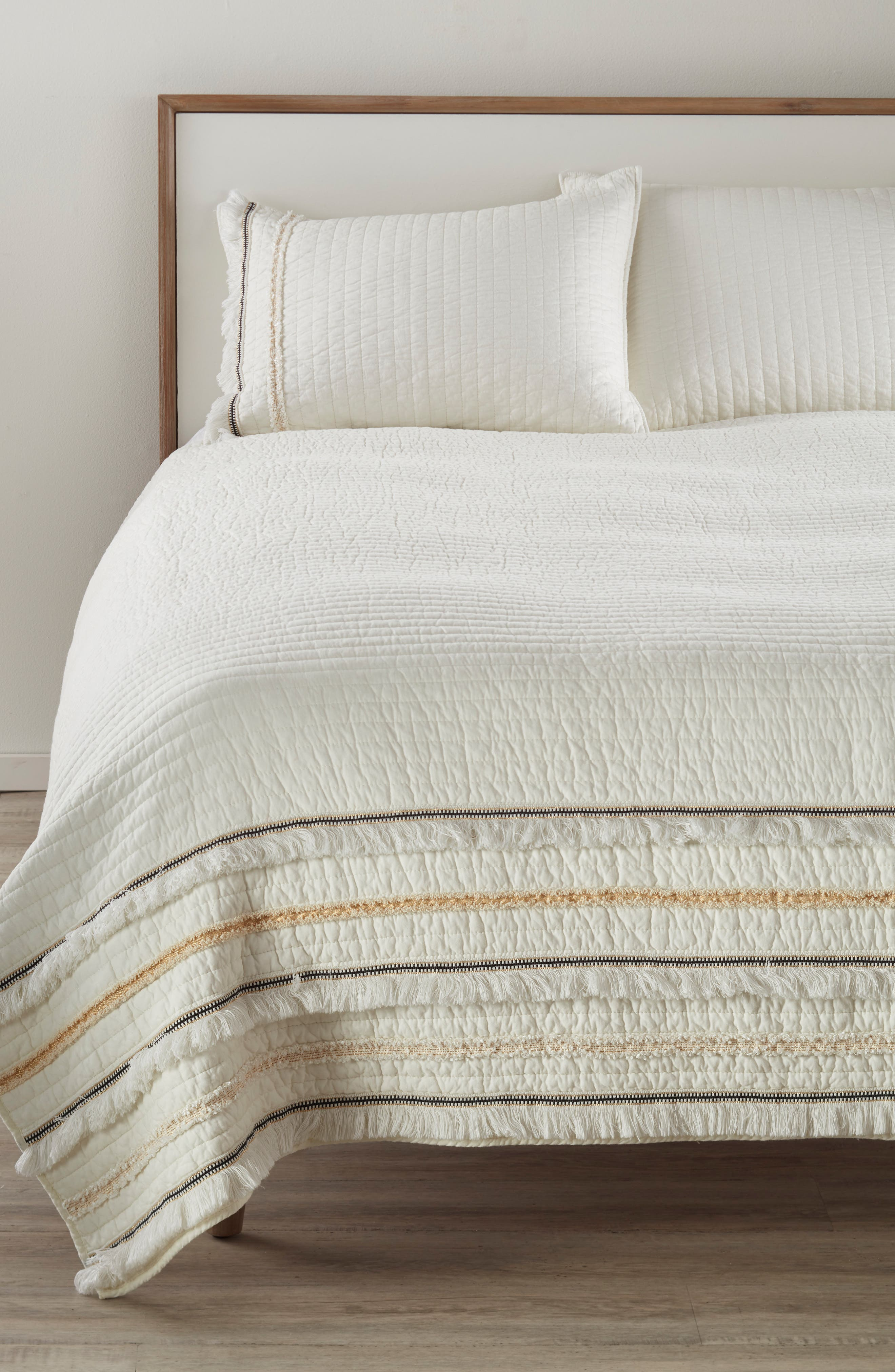 LEVTEX,                             Emory Quilt,                             Alternate thumbnail 4, color,                             IVORY