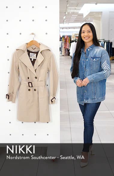 Heritage Trench Coat with Detachable Liner, sales video thumbnail