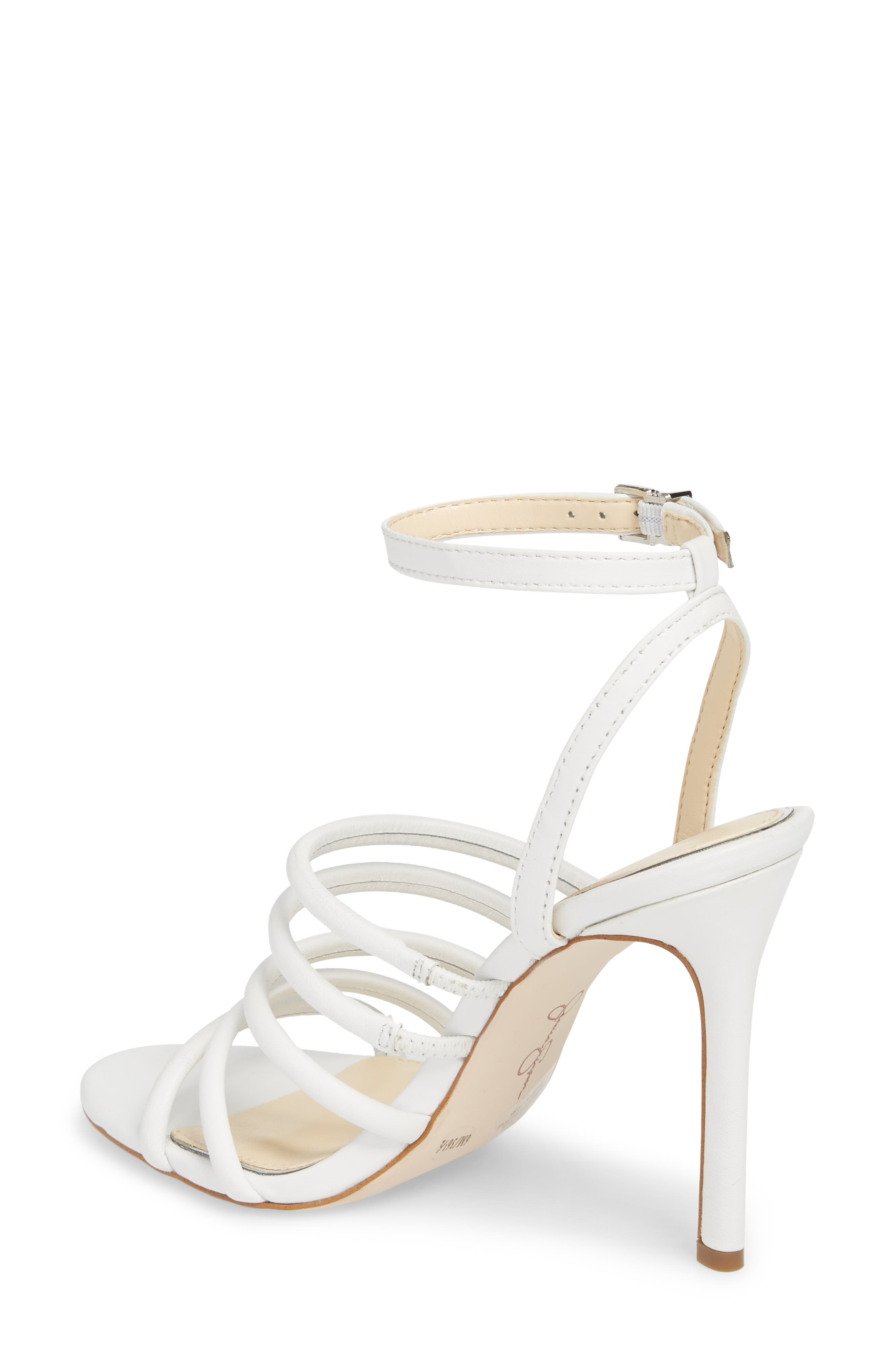 Joselle Strappy Sandal,                             Alternate thumbnail 5, color,