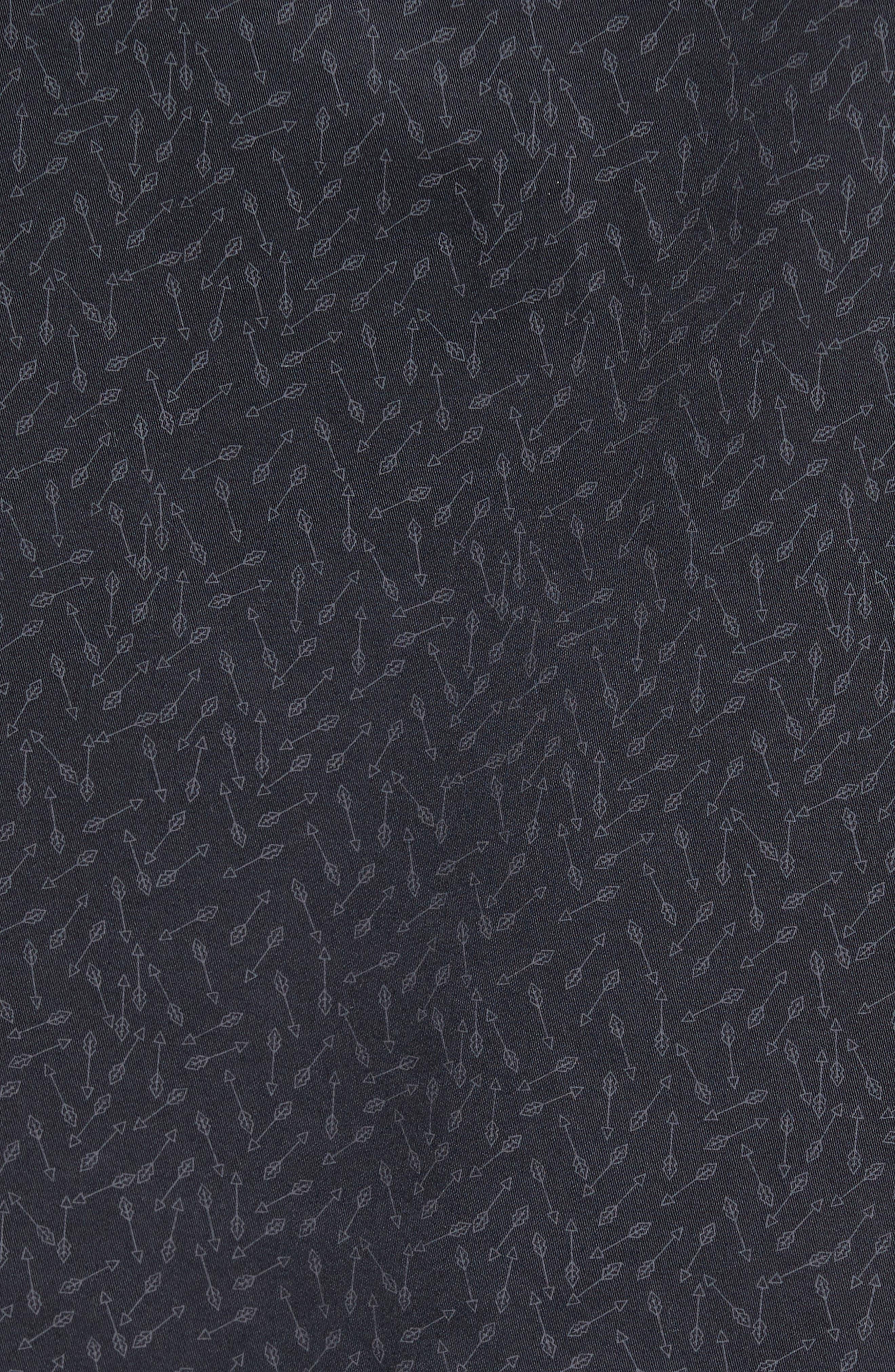 Slim Fit Arrow Print Sport Shirt,                             Alternate thumbnail 2, color,                             038