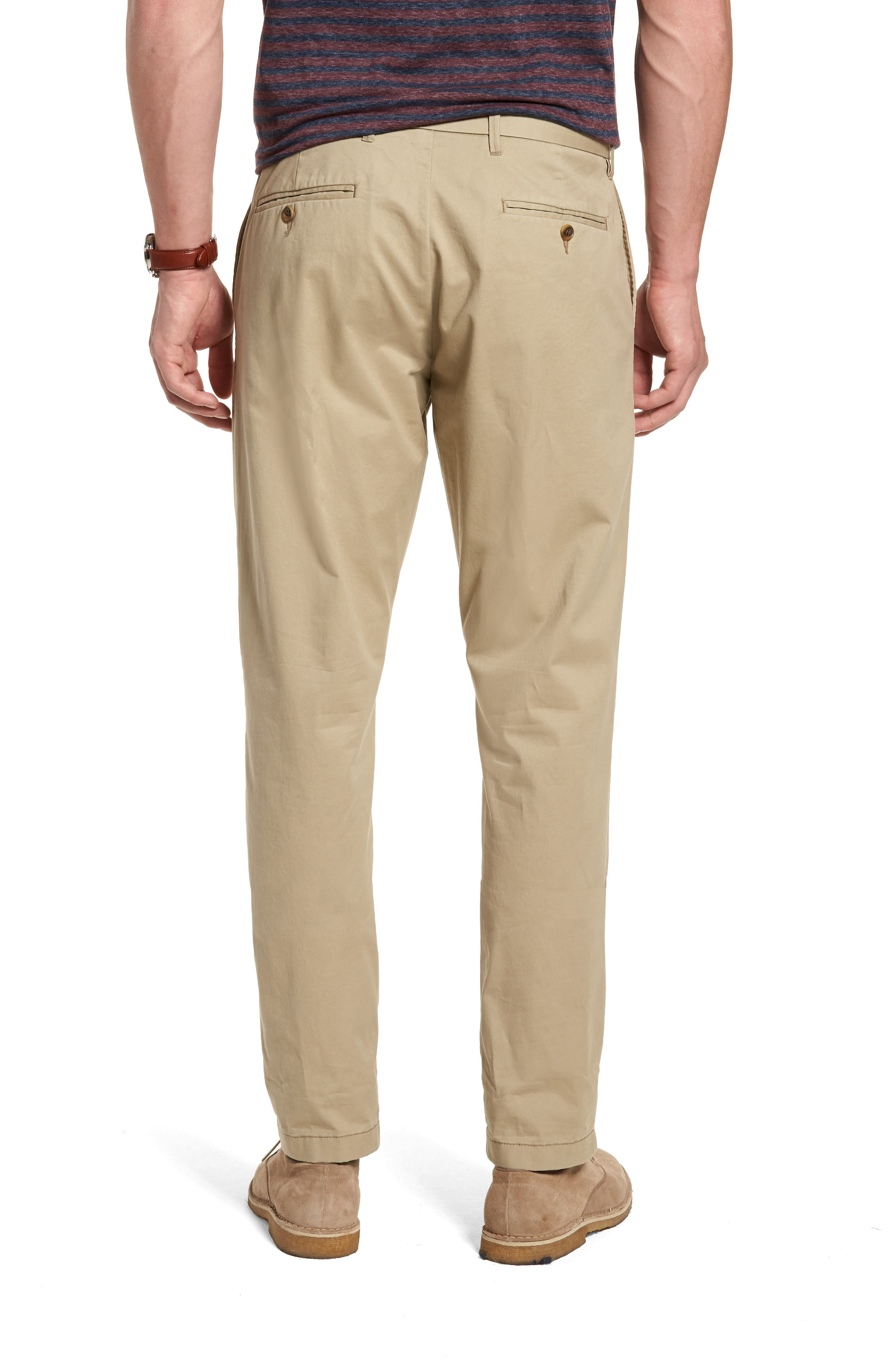 Fremont Relaxed Slim Fit Chinos,                             Alternate thumbnail 10, color,