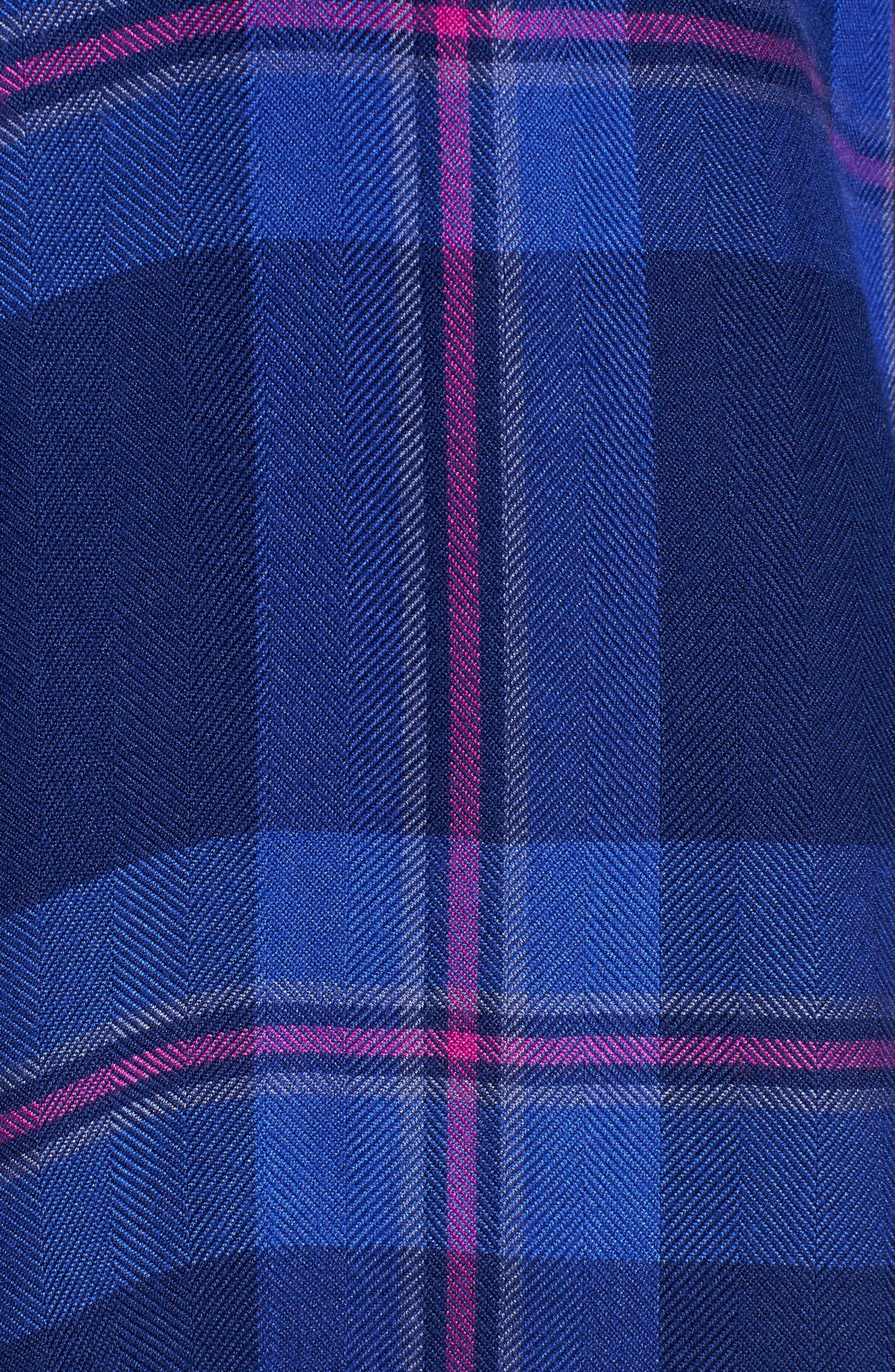 Hunter Plaid Shirt,                             Alternate thumbnail 598, color,