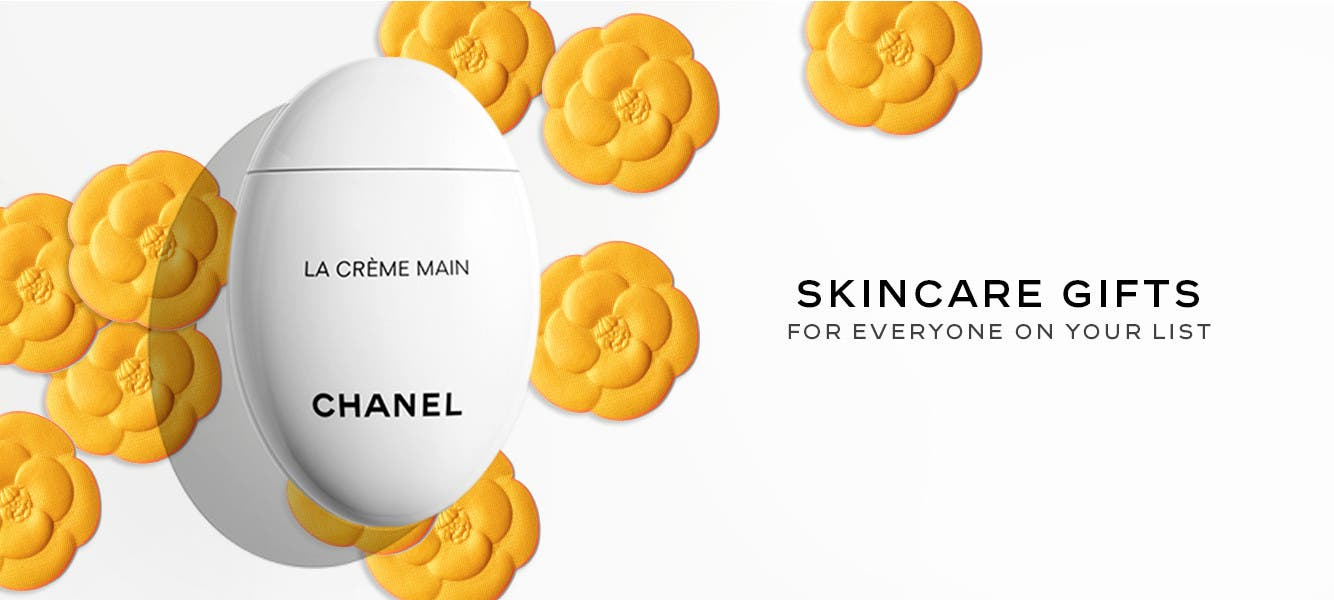 CHANEL skin care for everyone on your list.