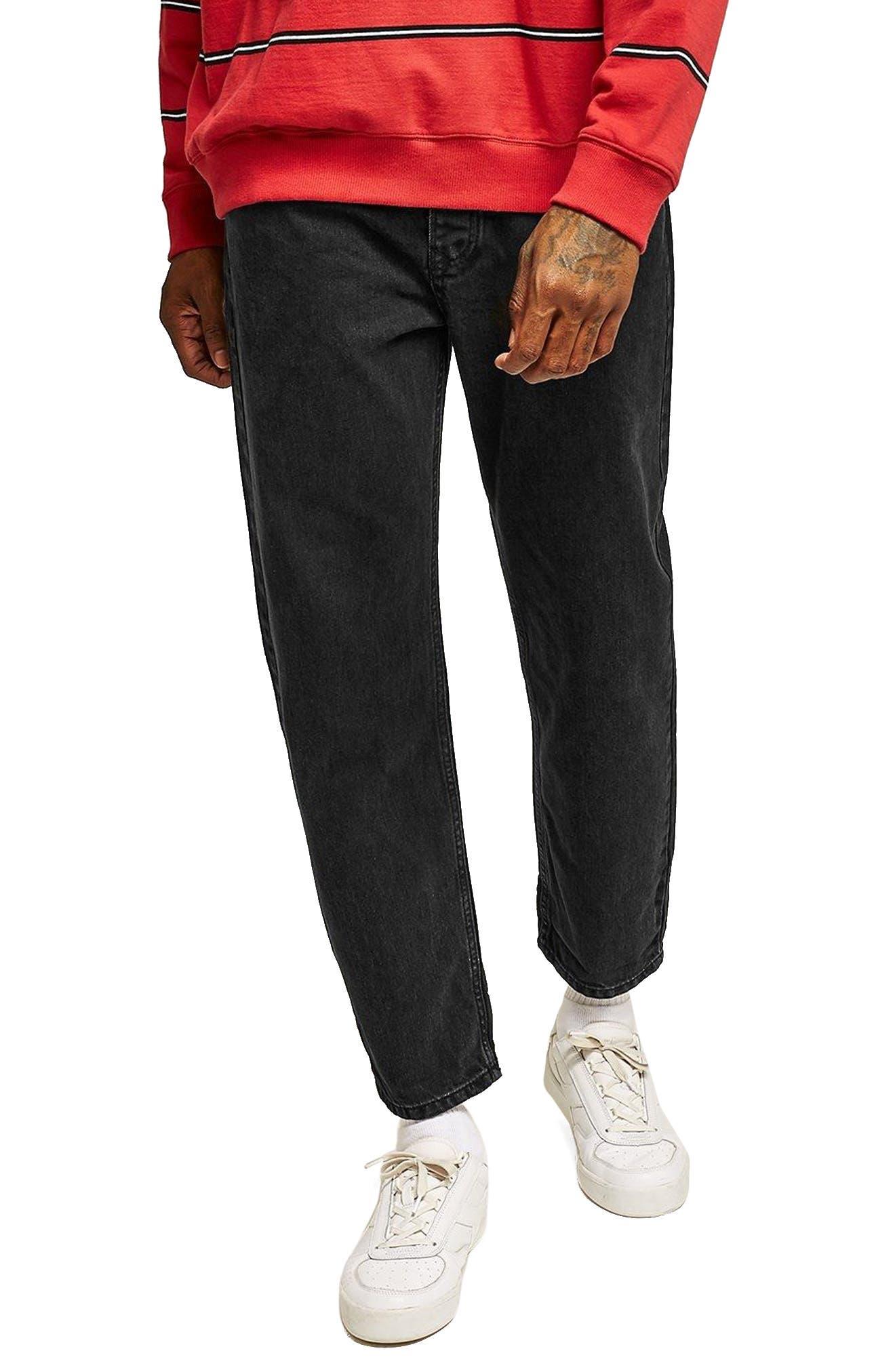 Original Fit Jeans,                         Main,                         color, 001