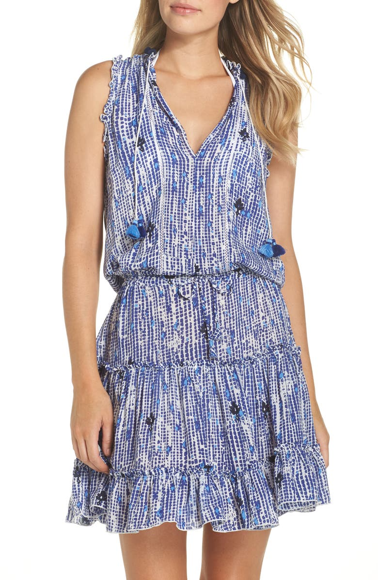 Poupette St Barth POUPETTE ST. BARTH CLARA COVER-UP DRESS