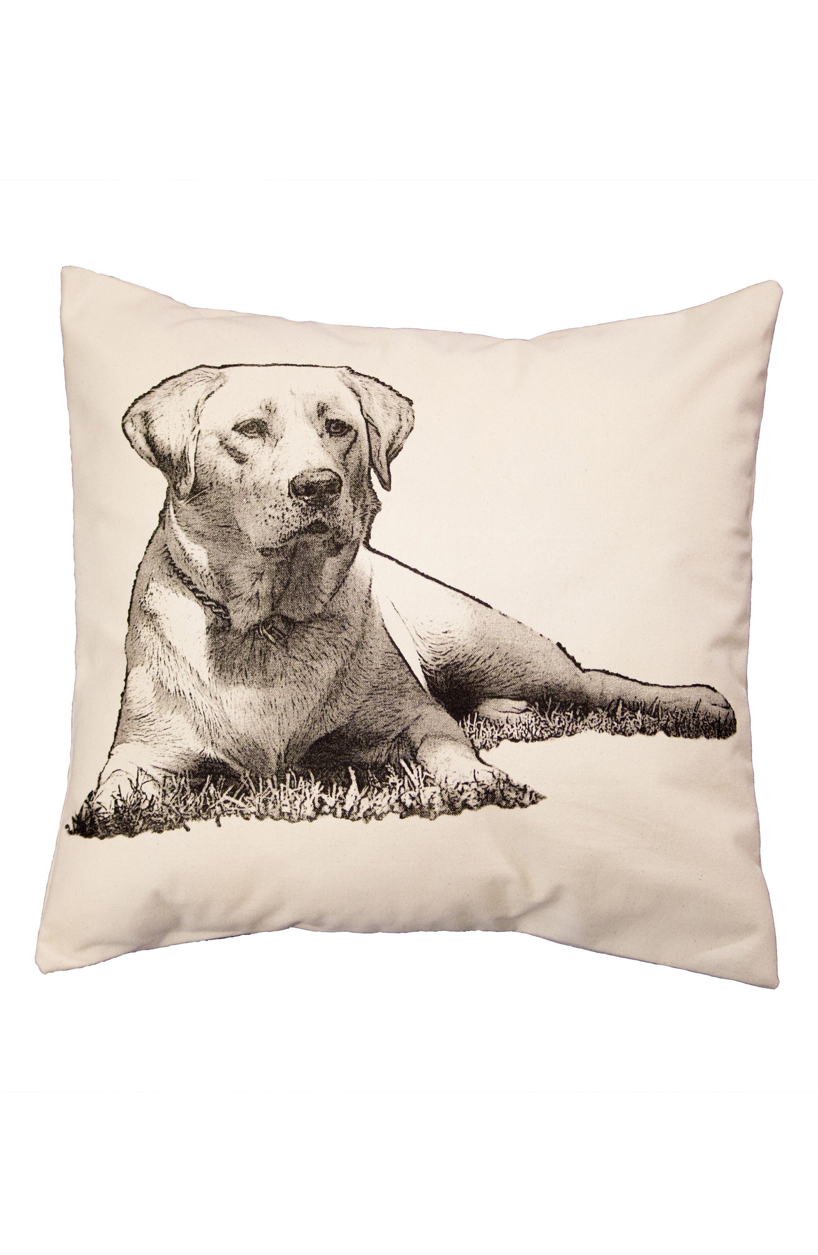 Animal Accent Pillow,                             Main thumbnail 7, color,