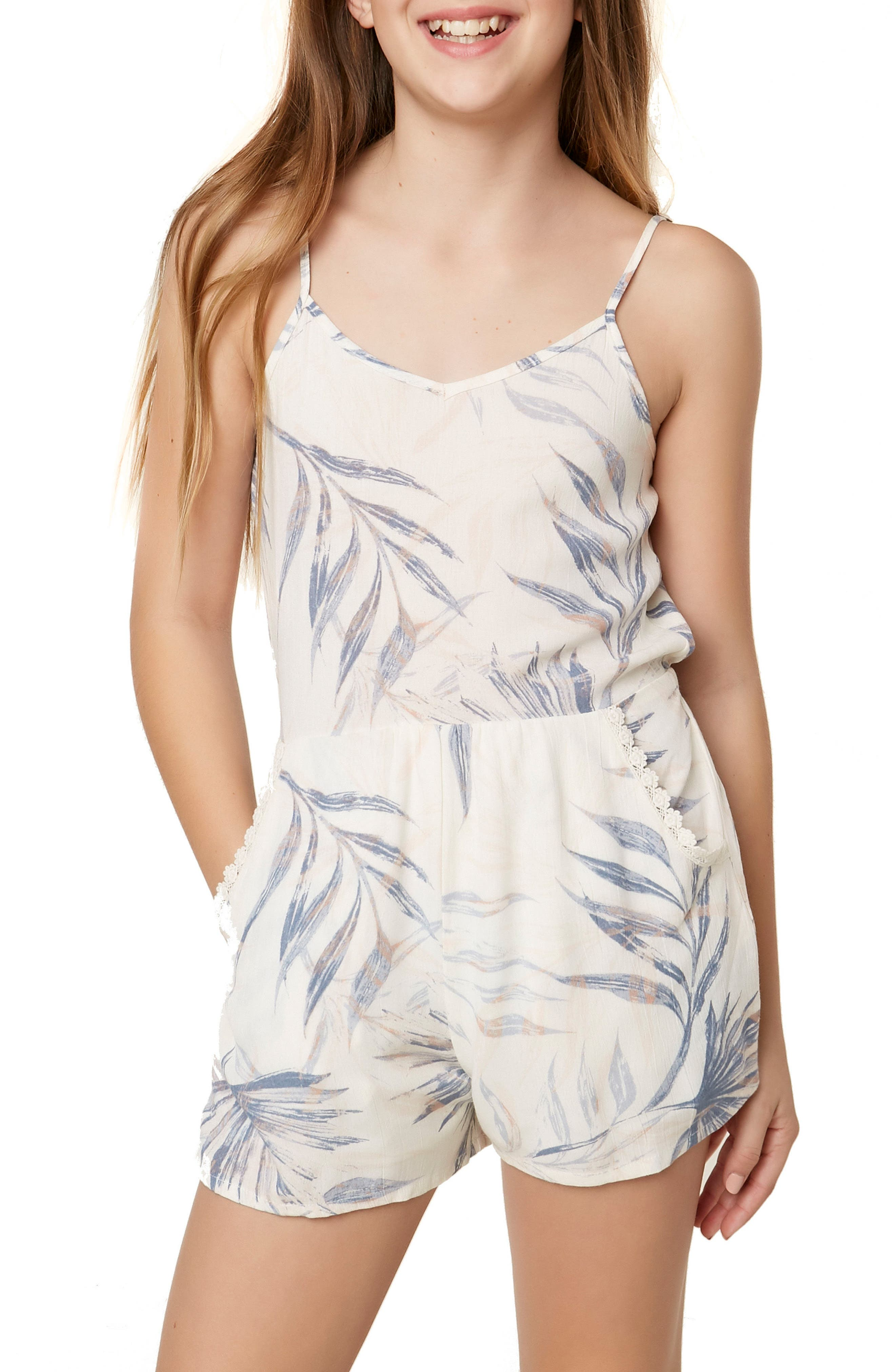 Bonita Print Romper,                             Alternate thumbnail 2, color,                             251