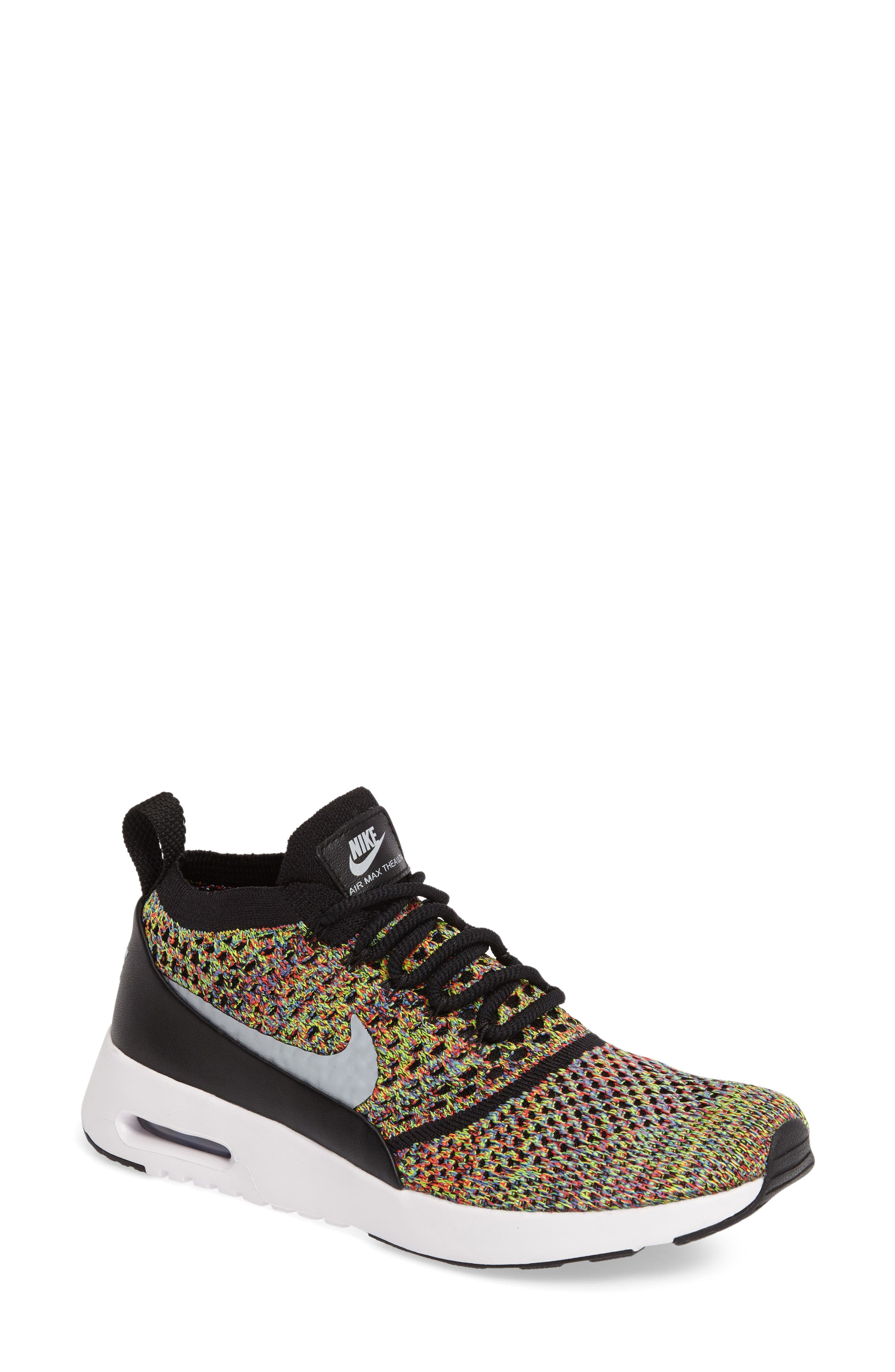 Air Max Thea Ultra Flyknit Sneaker,                             Main thumbnail 4, color,