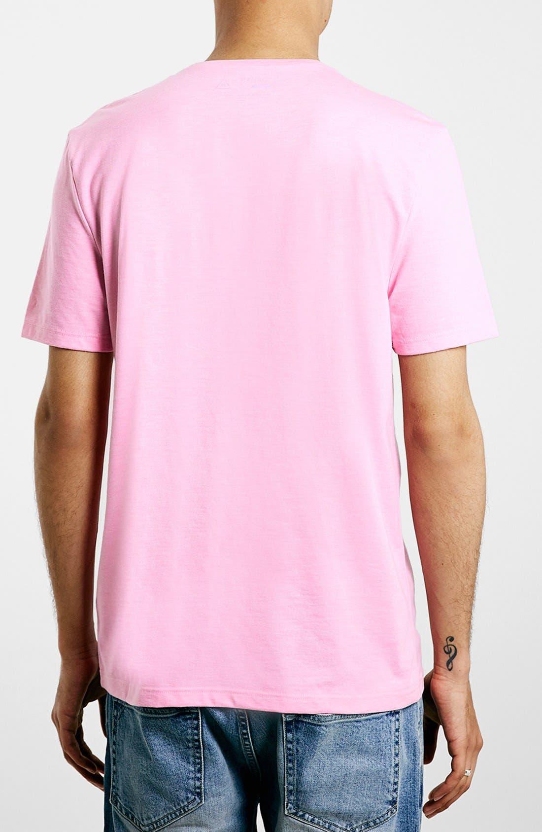 Slim Fit Crewneck T-Shirt,                             Alternate thumbnail 276, color,