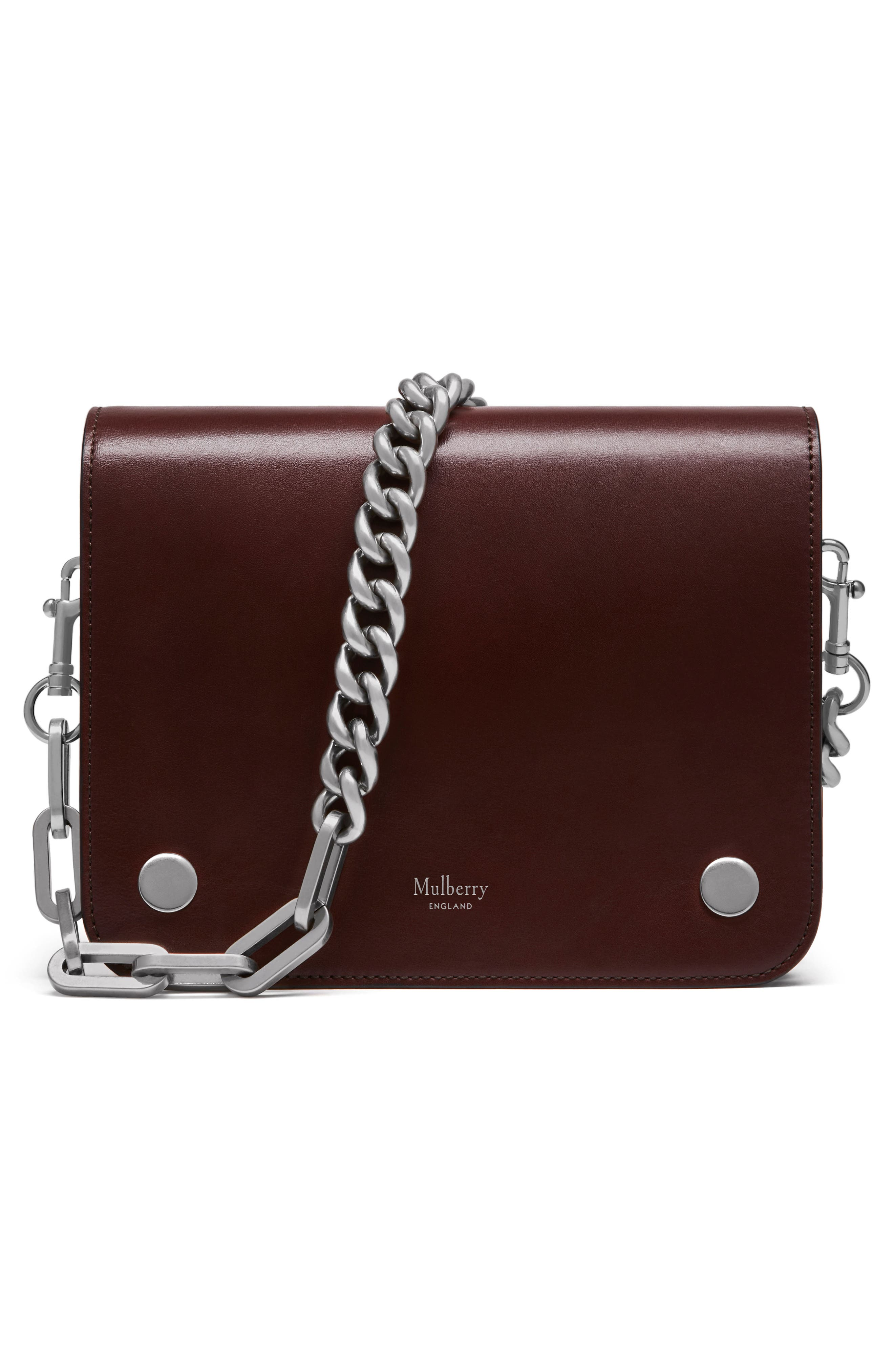 Clifton Leather Bag, Main, color, 930