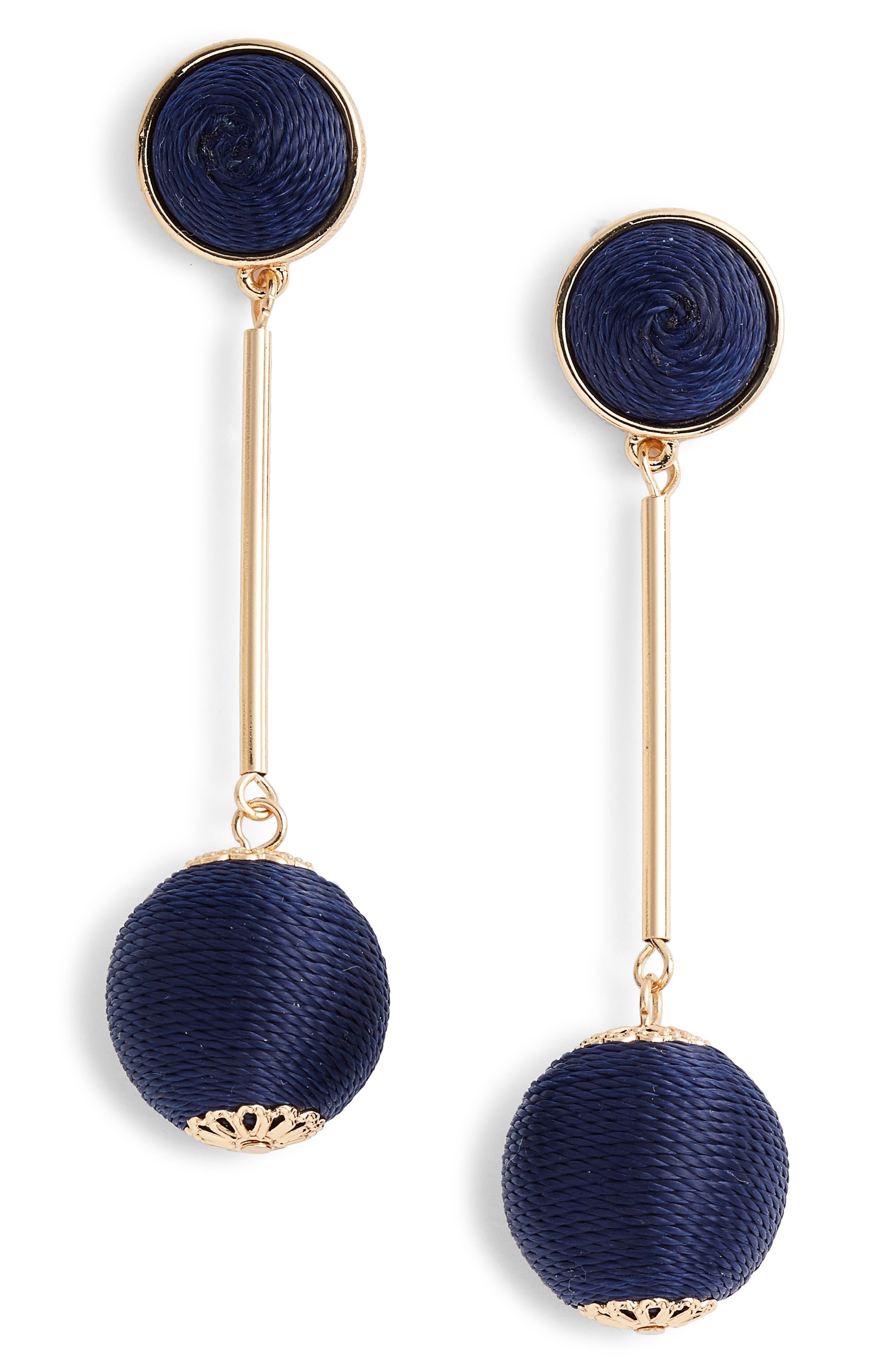 Mod Ball Drop Earrings,                             Main thumbnail 2, color,