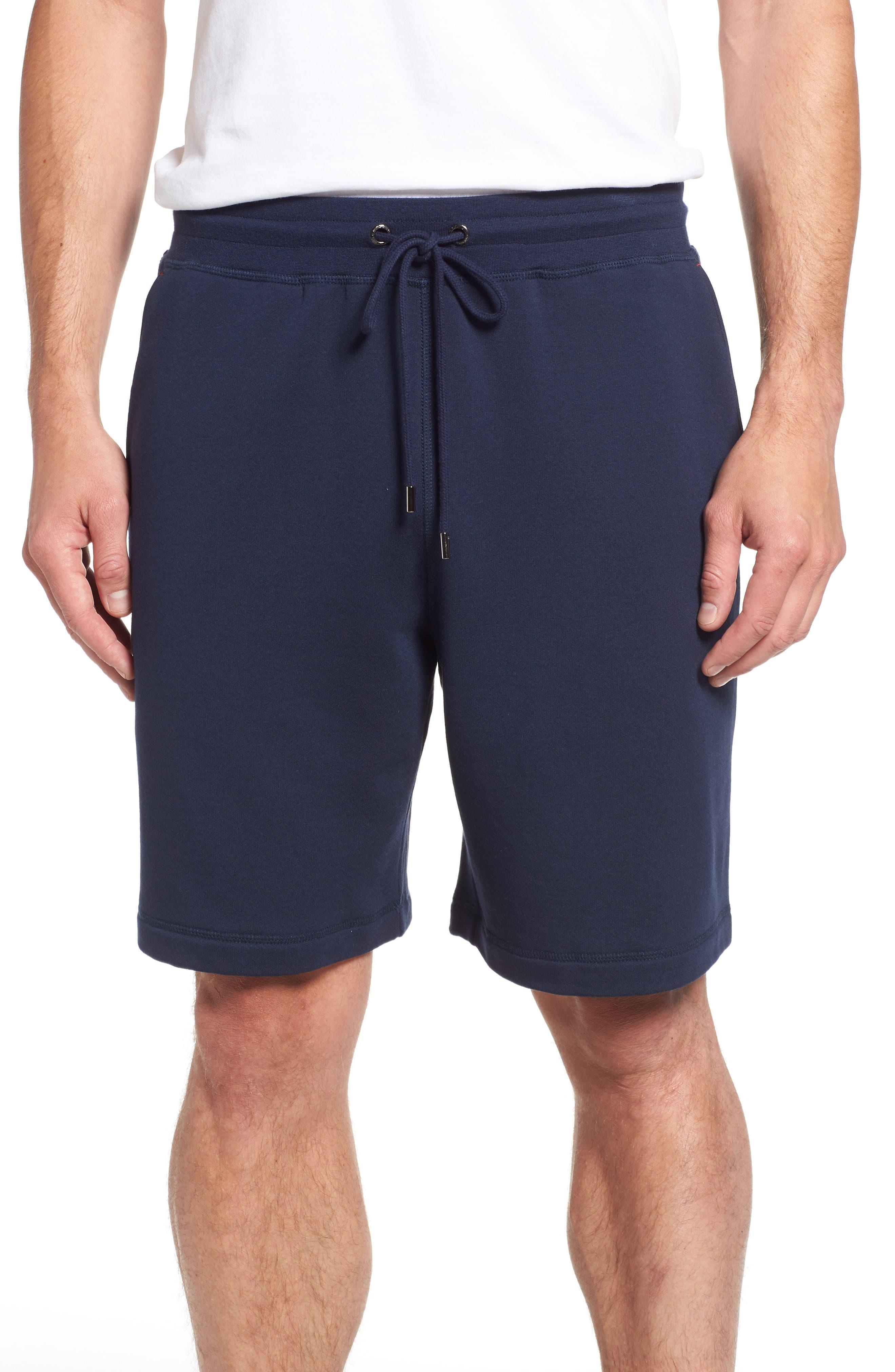 Modal Blend Lounge Shorts,                             Main thumbnail 1, color,                             NAVY