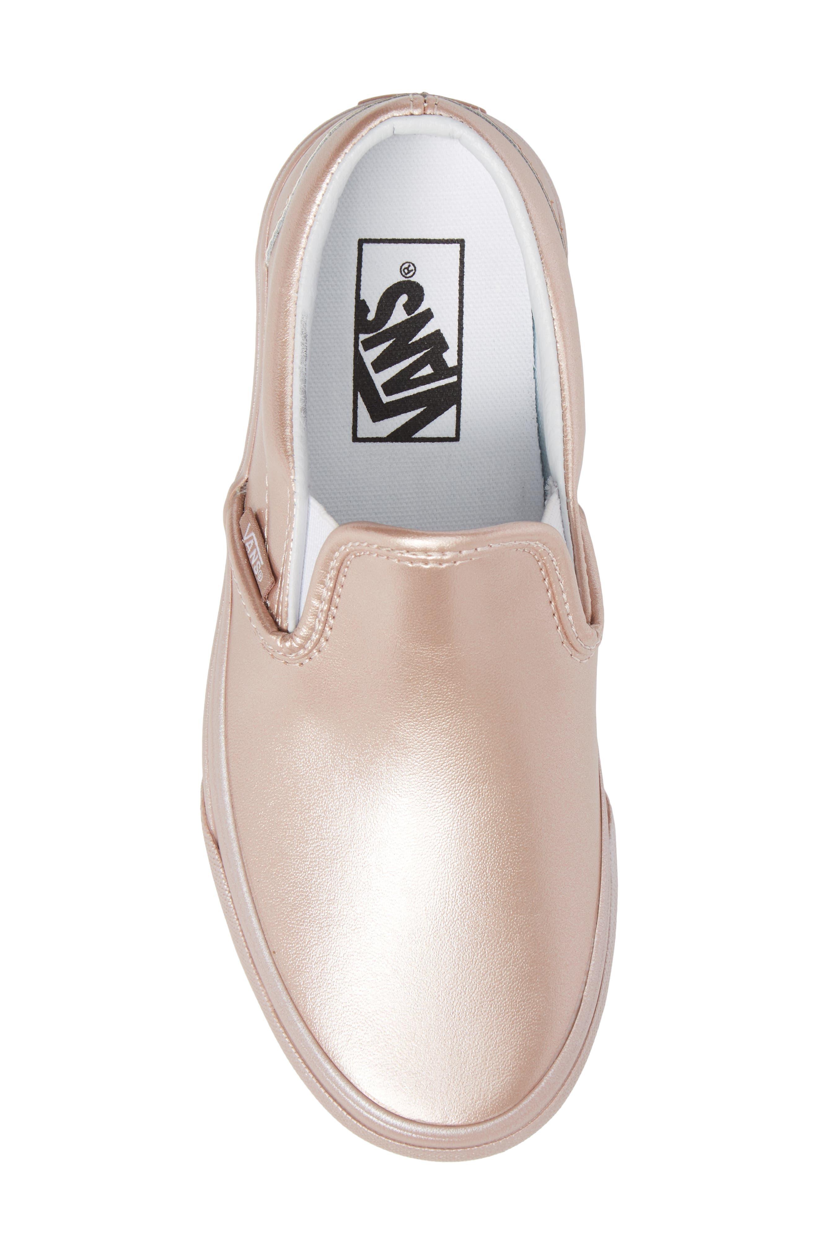 Classic Slip-On Sneaker,                             Alternate thumbnail 384, color,
