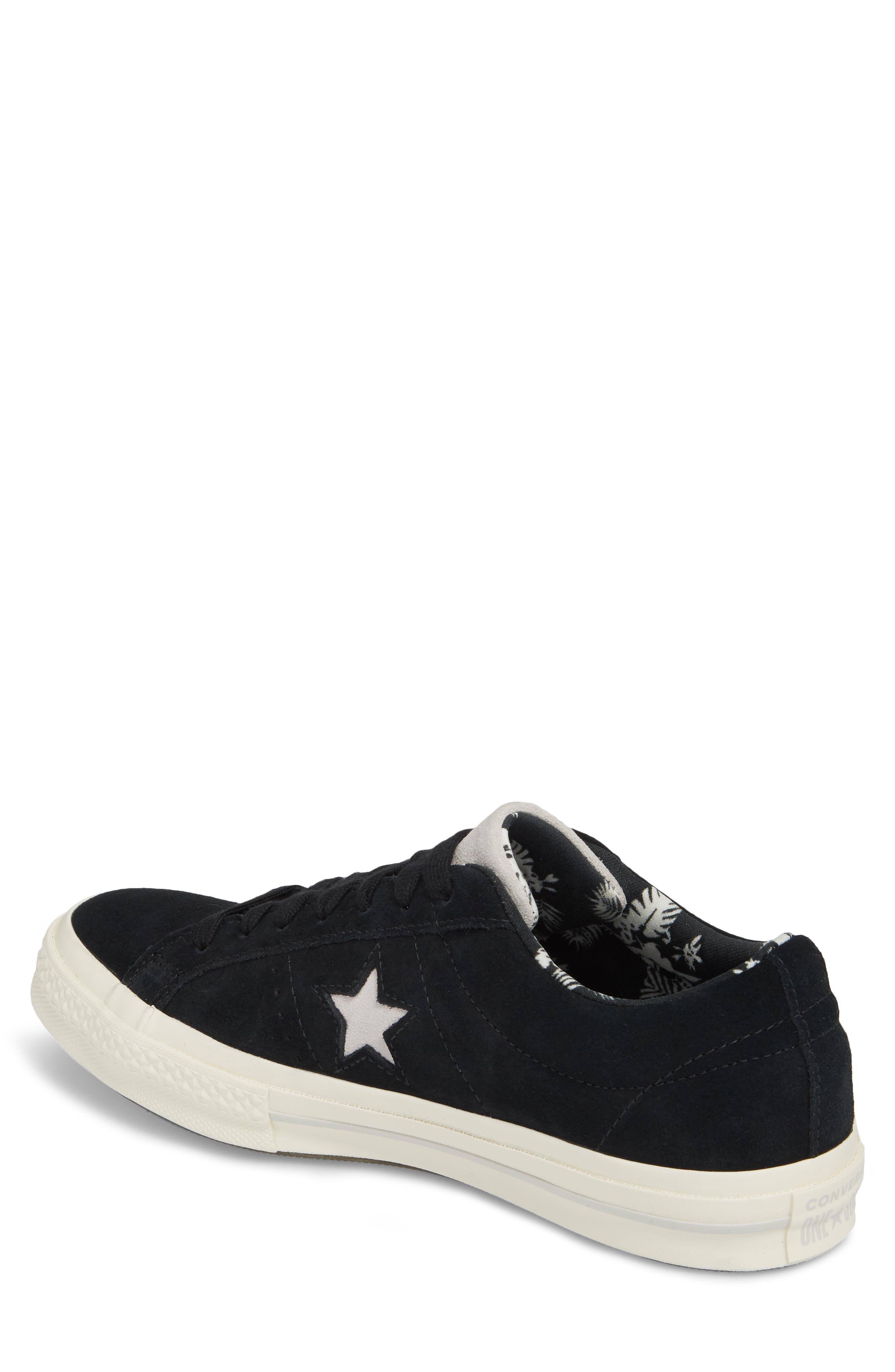 One-Star Tropical Sneaker,                             Alternate thumbnail 2, color,                             001