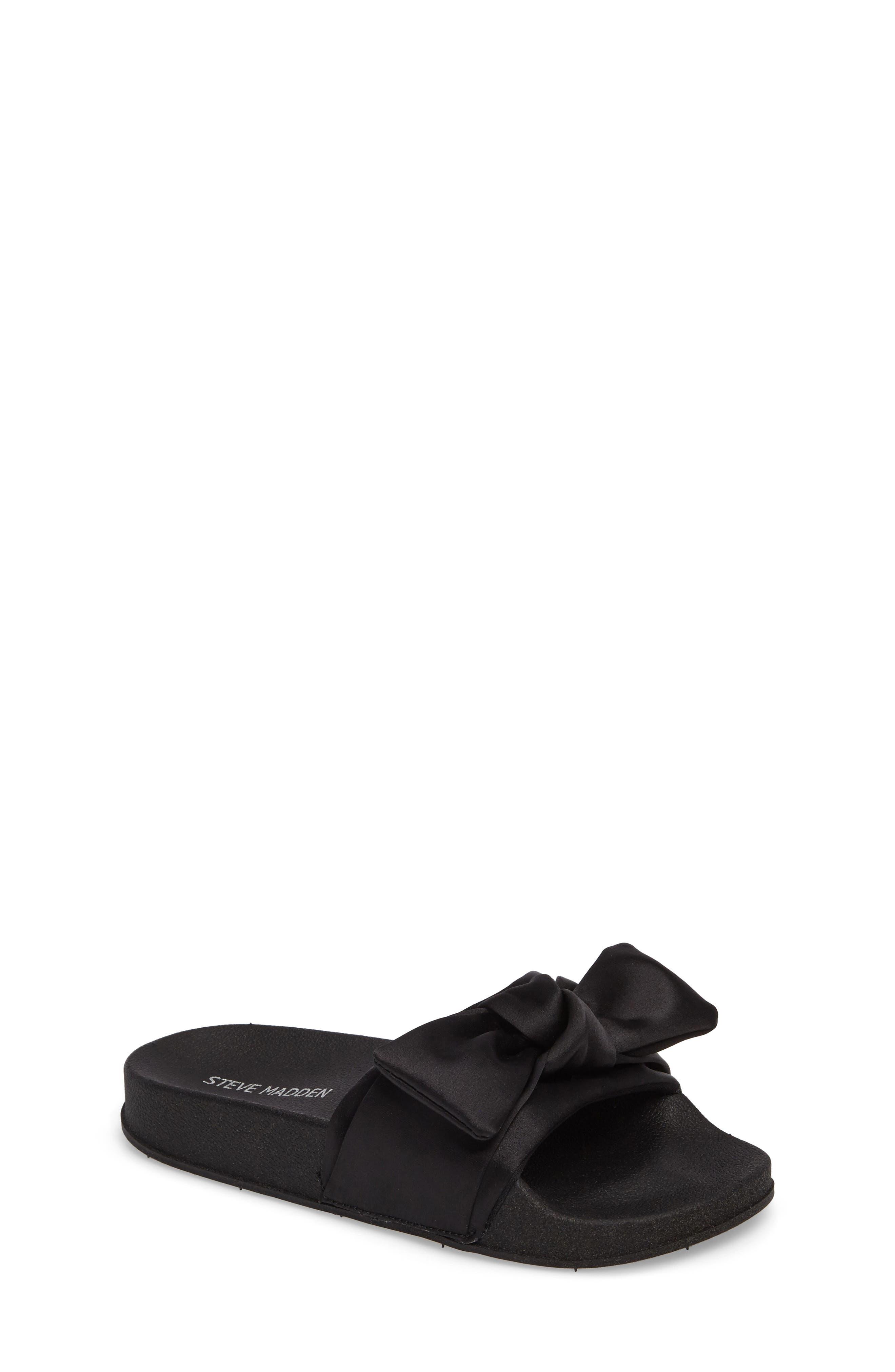 JSilky Slide Sandal,                         Main,                         color, 003