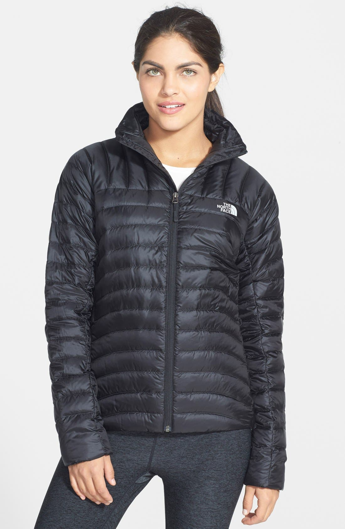 'Tonnerro' Down Jacket, Main, color, 001