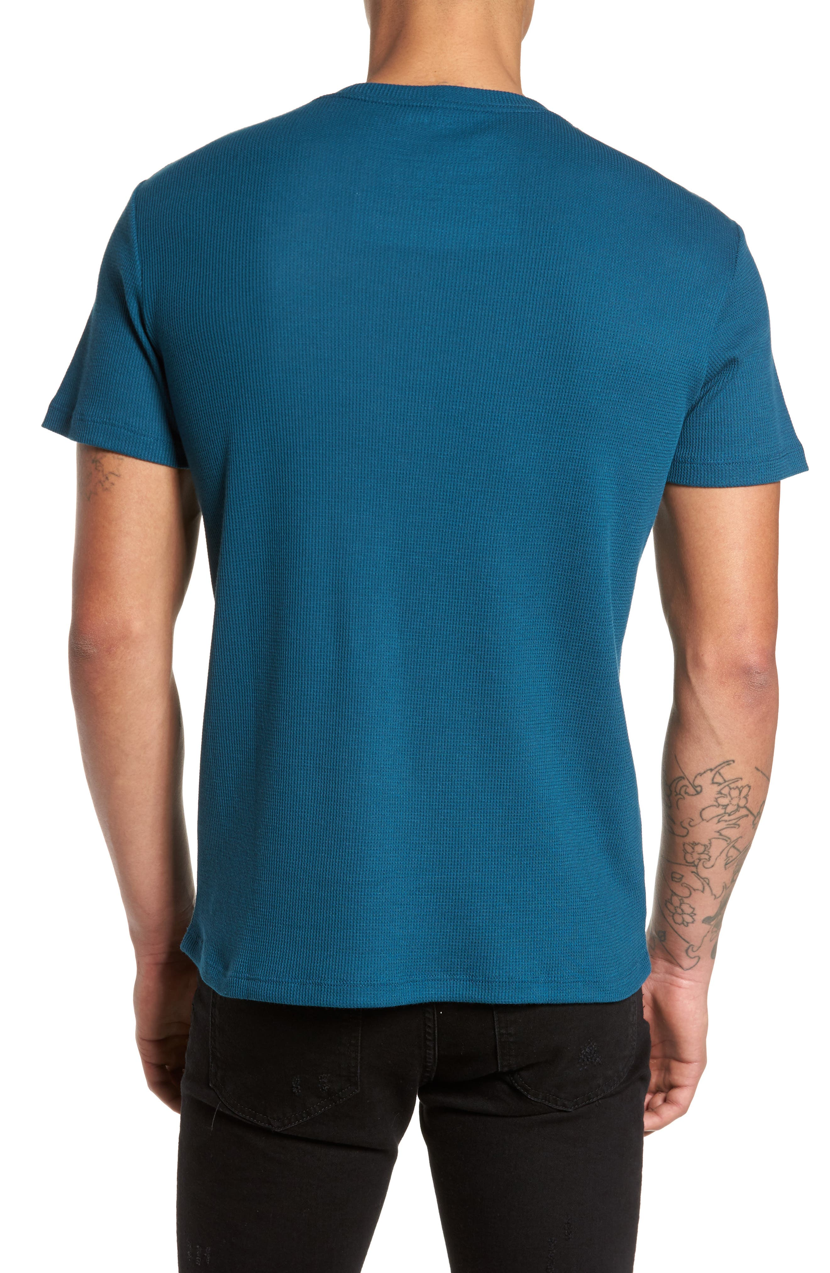 Thermal T-Shirt,                             Alternate thumbnail 4, color,