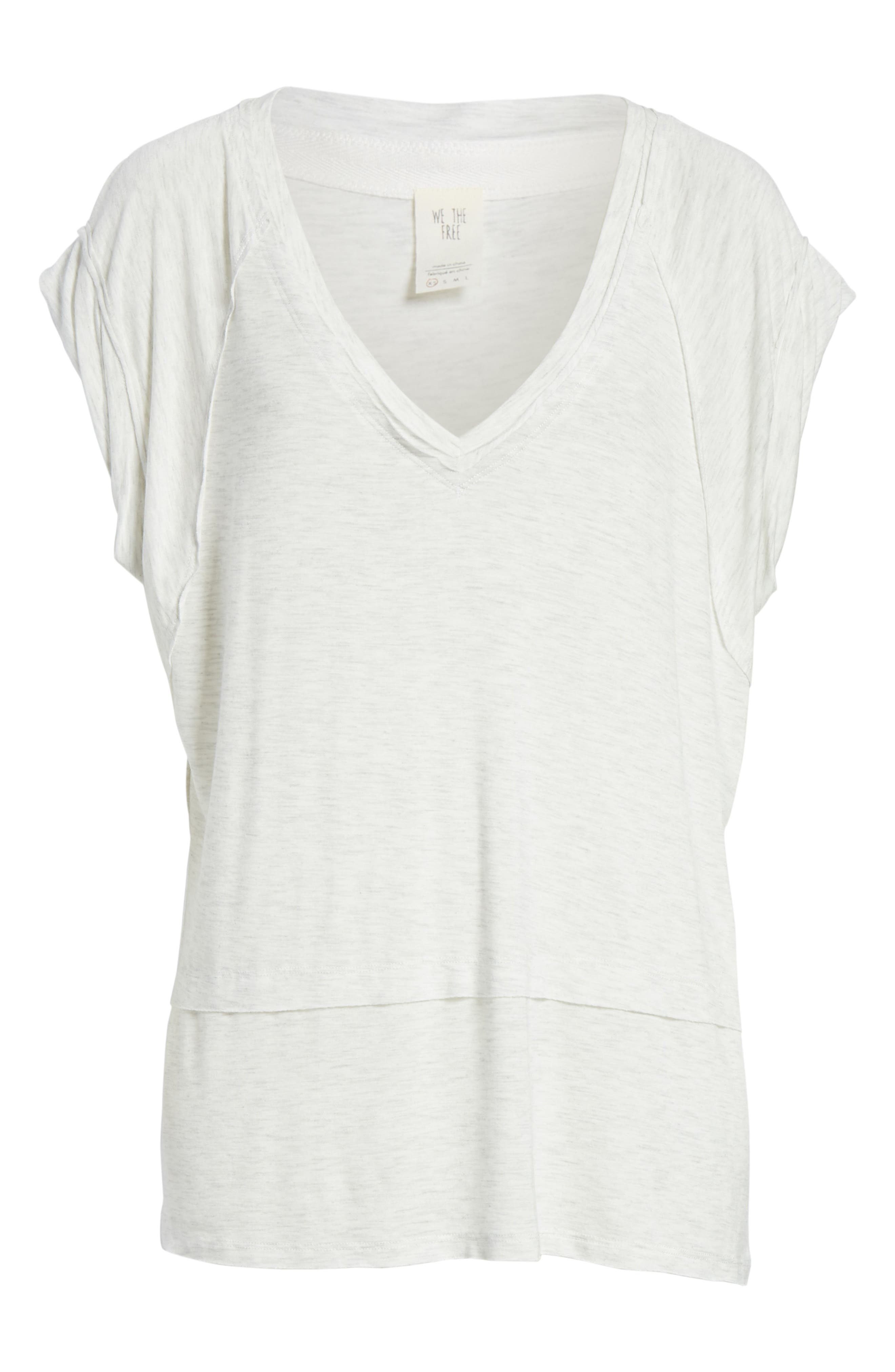 We the Free by Free People Voyage Tee,                             Alternate thumbnail 27, color,
