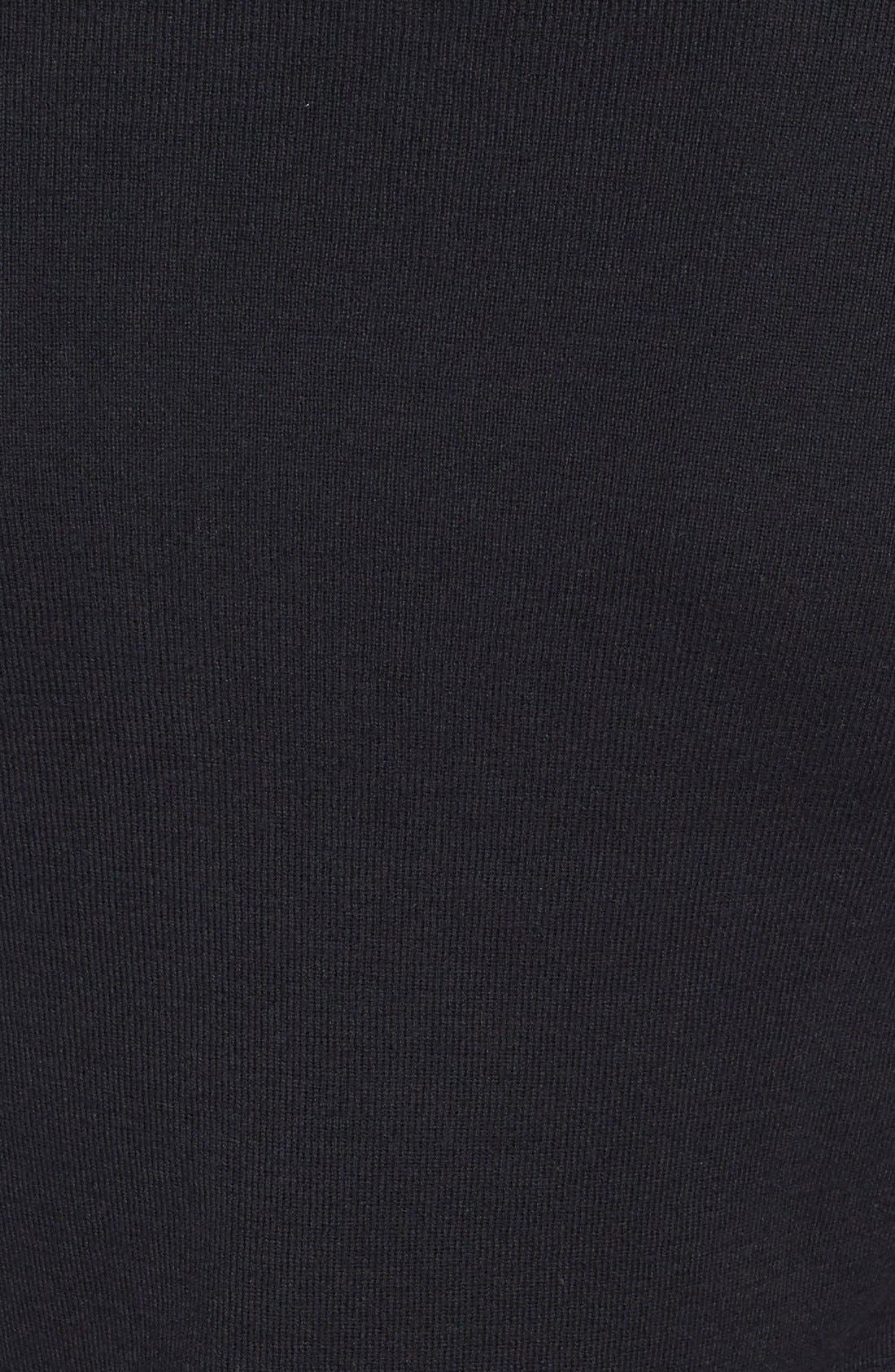 Four-Way Convertible Cardigan,                             Alternate thumbnail 3, color,                             BLACK ONYX