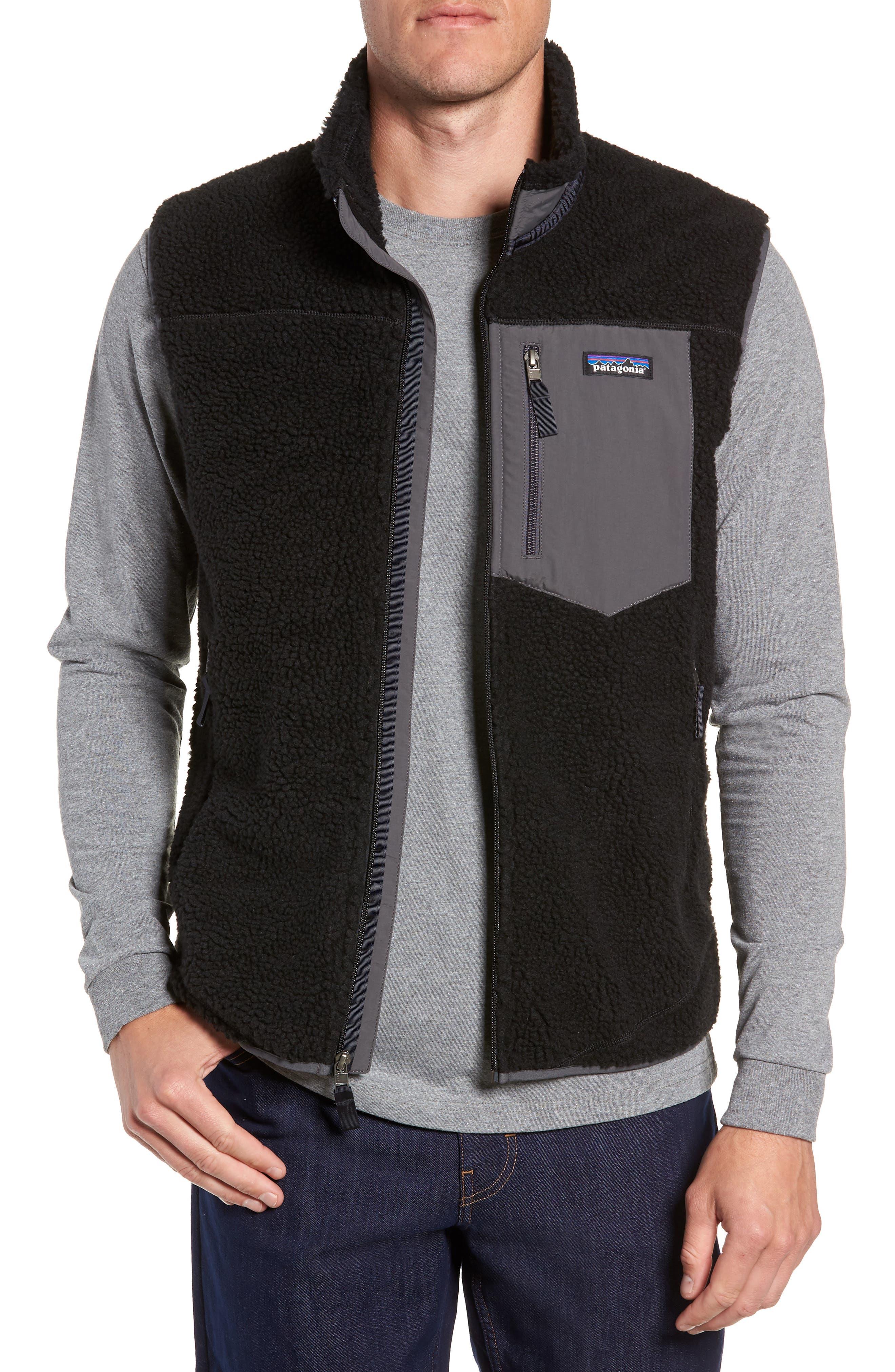 Classic Retro-X<sup>®</sup> Windproof Vest,                         Main,                         color, 002