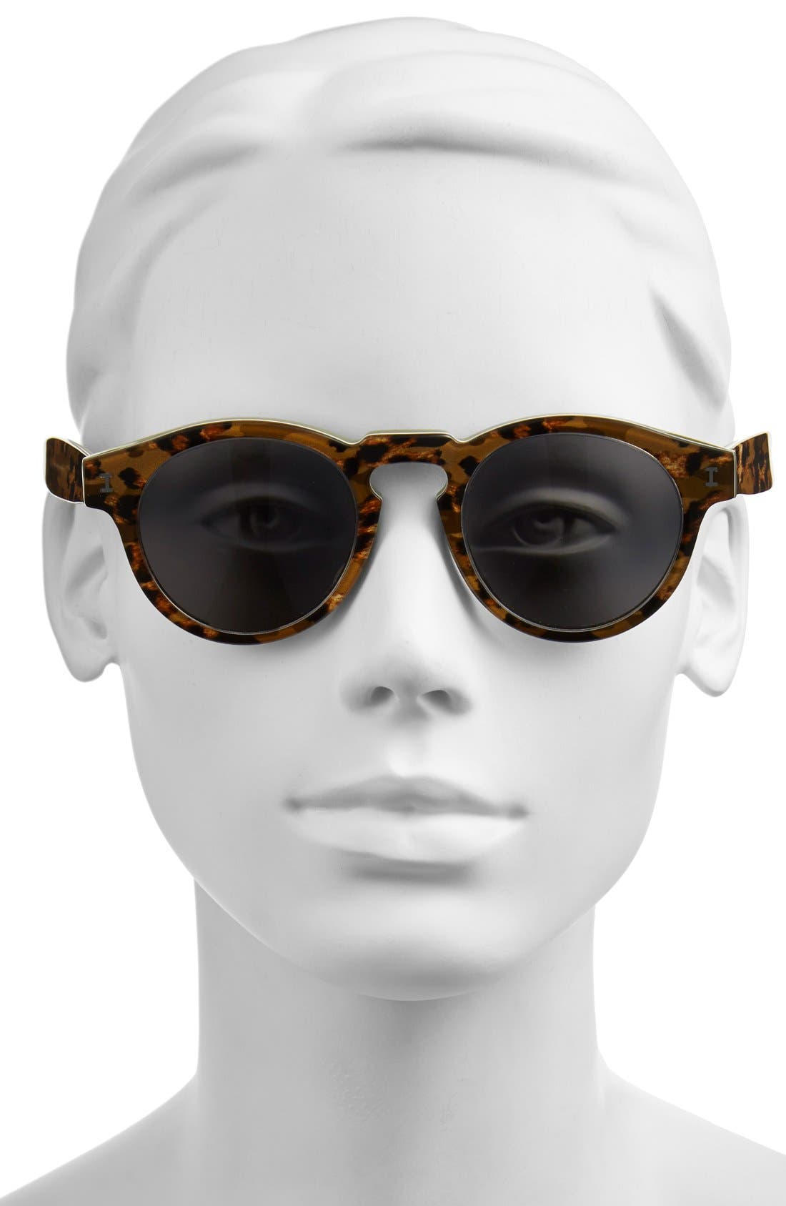 'Leonard' 47mm Sunglasses,                             Main thumbnail 45, color,