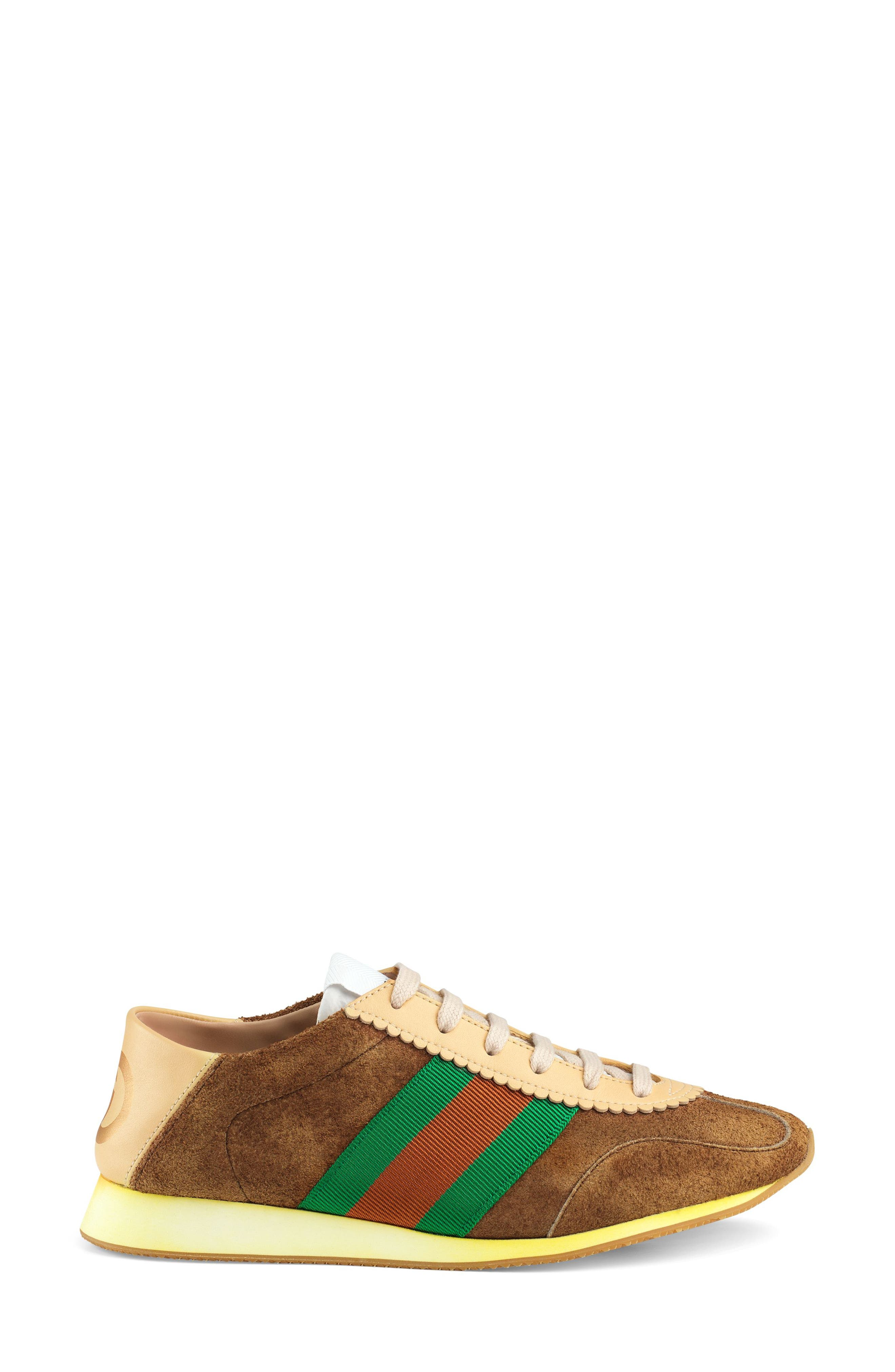 Rocket Convertible Sneaker,                             Alternate thumbnail 2, color,                             BROWN