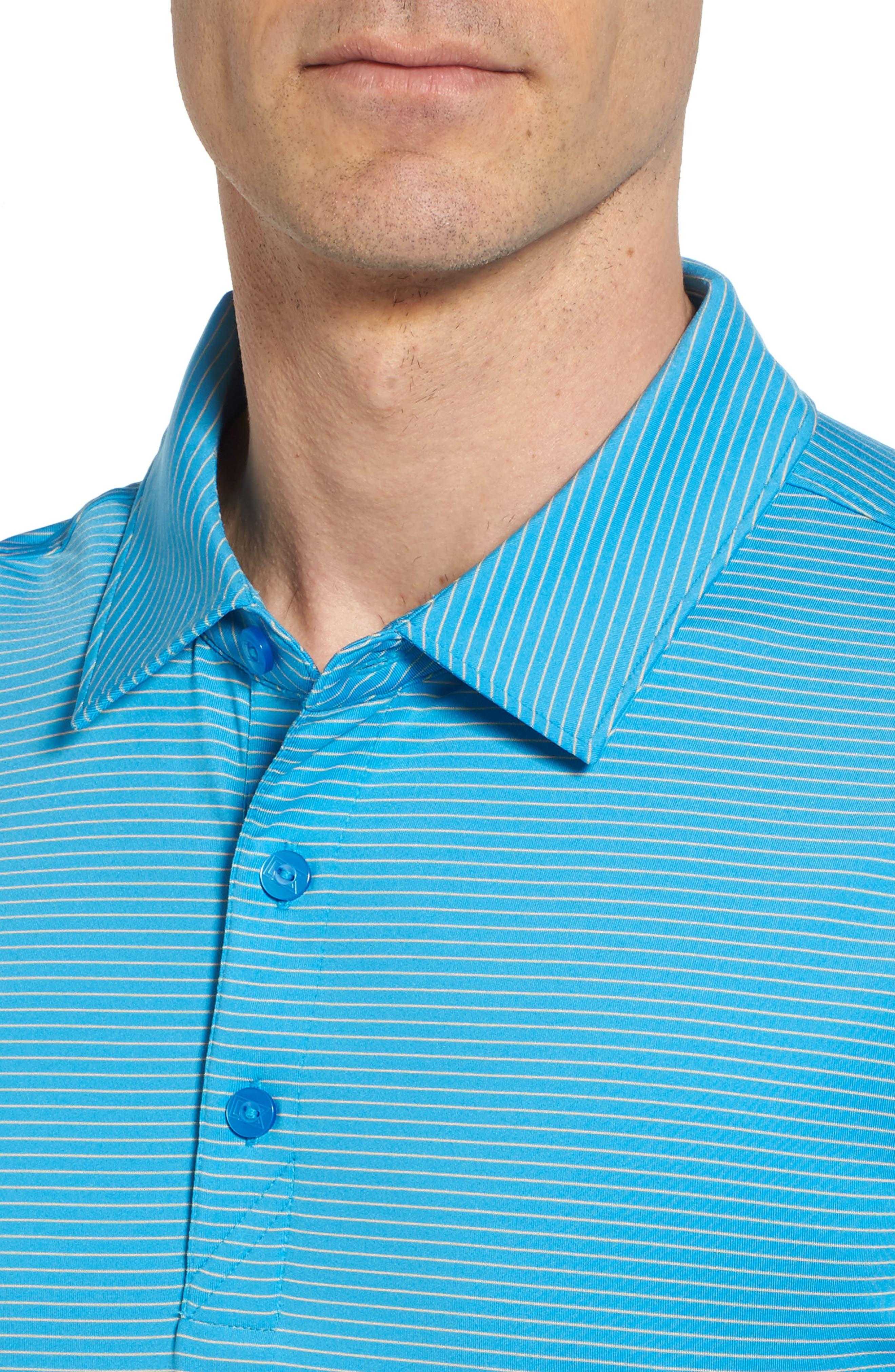 Samish Stripe DryTec Polo,                             Alternate thumbnail 21, color,