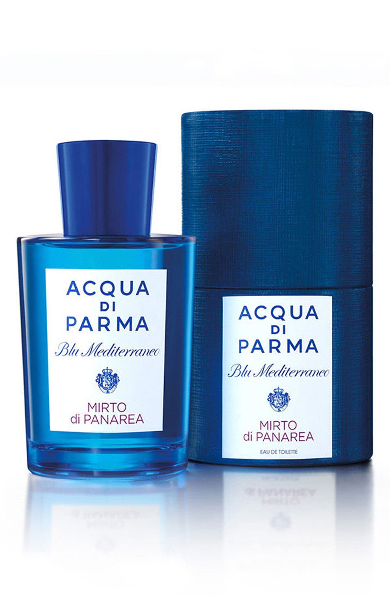 'Blu Mediterraneo' Mirto di Panarea Eau de Toilette Spray,                             Alternate thumbnail 3, color,                             NO COLOR