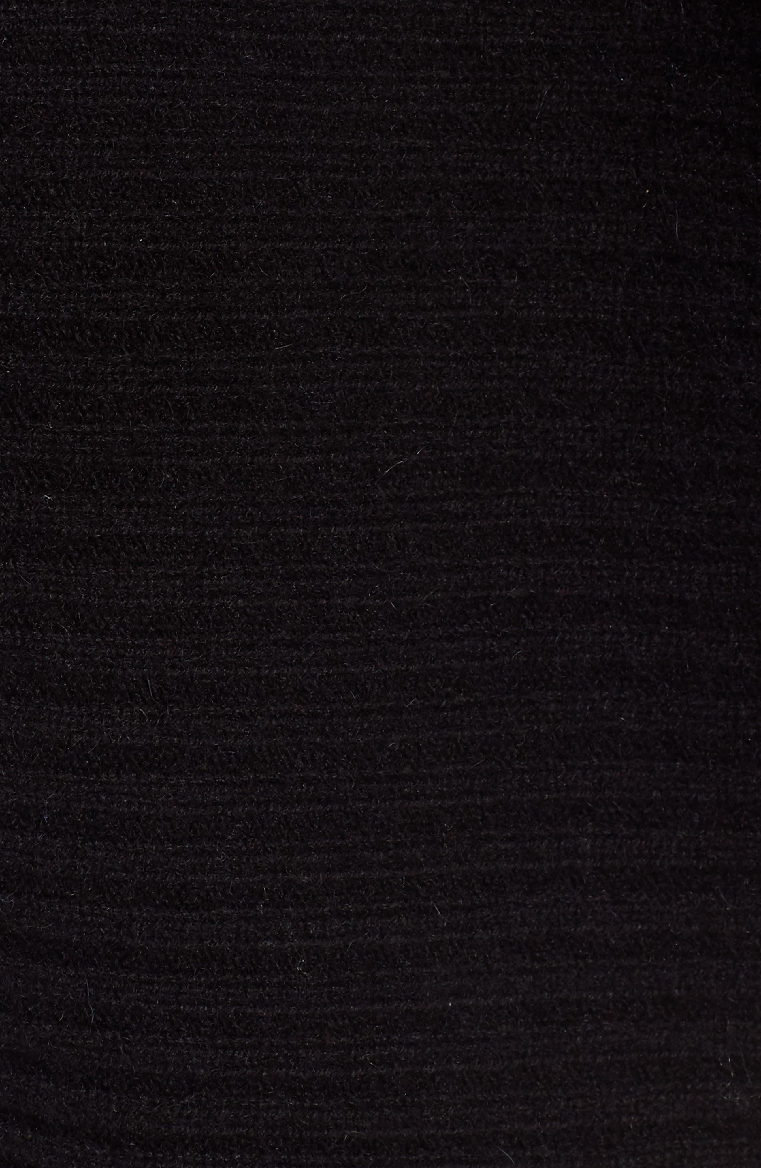 Long Ribbed Cashmere Cardigan,                             Alternate thumbnail 27, color,