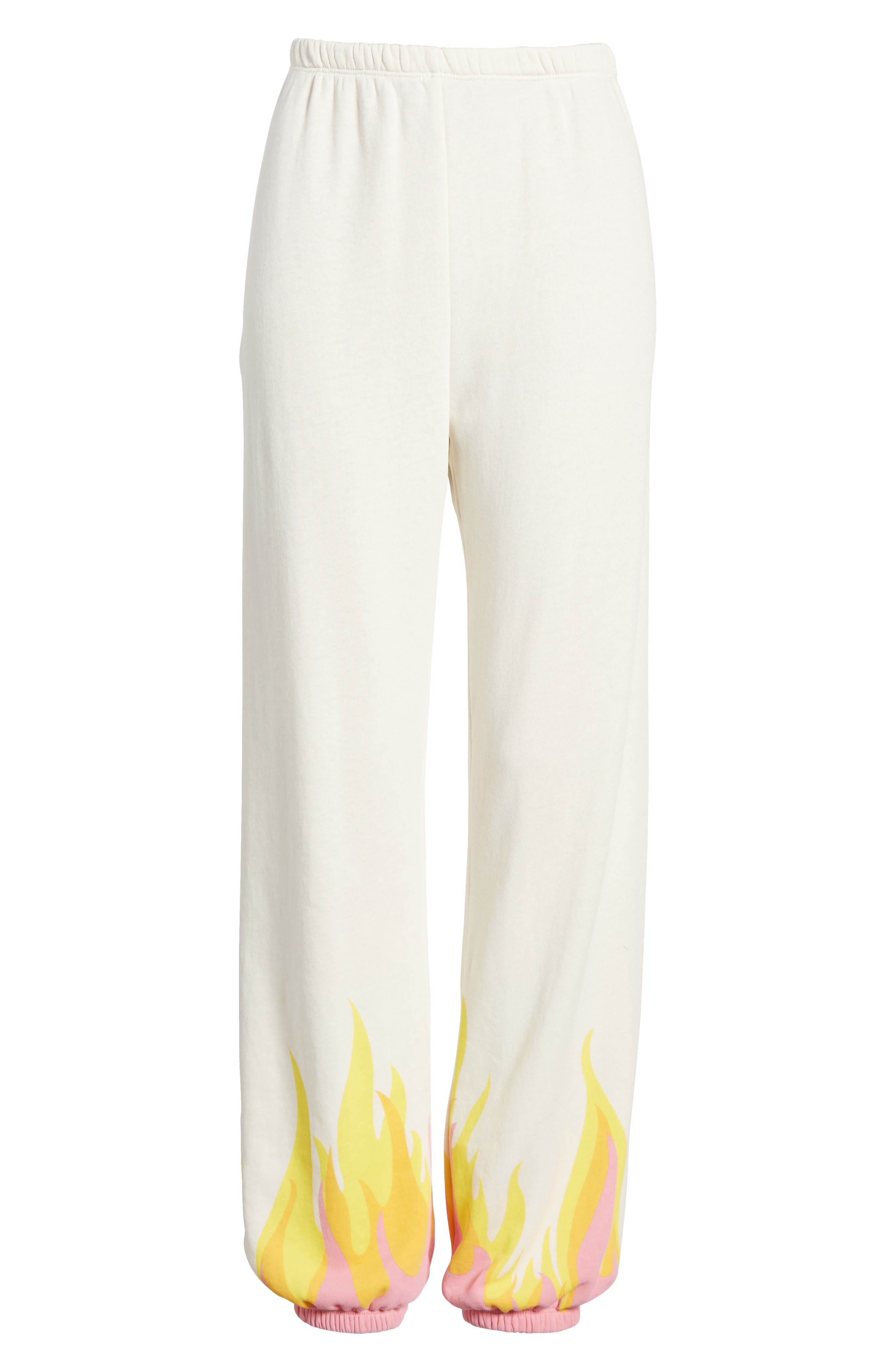 Wildfire Easy Sweatpants,                             Alternate thumbnail 6, color,                             901