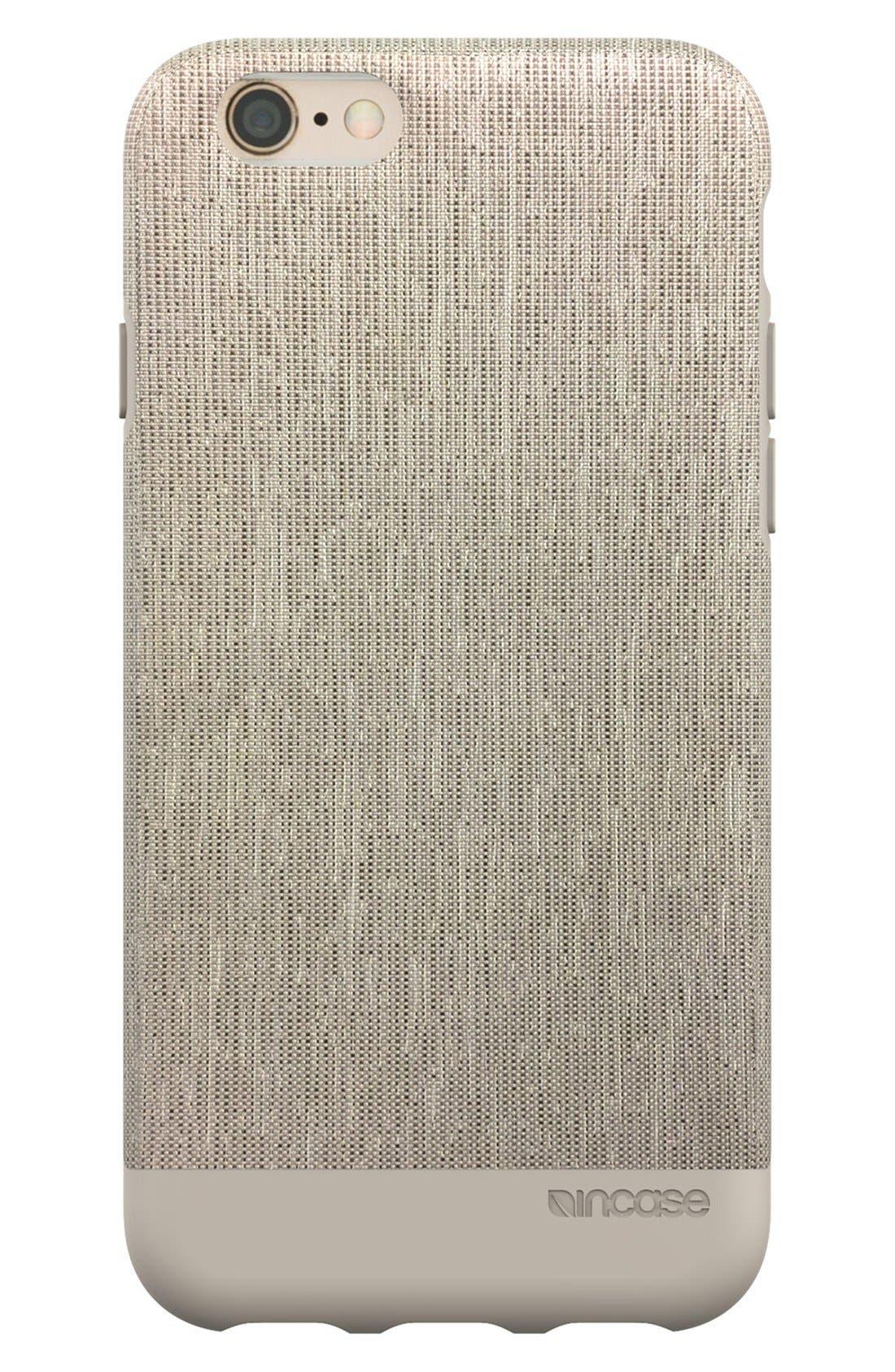 Textured iPhone 6 Plus/6s Plus Case,                             Main thumbnail 1, color,                             250