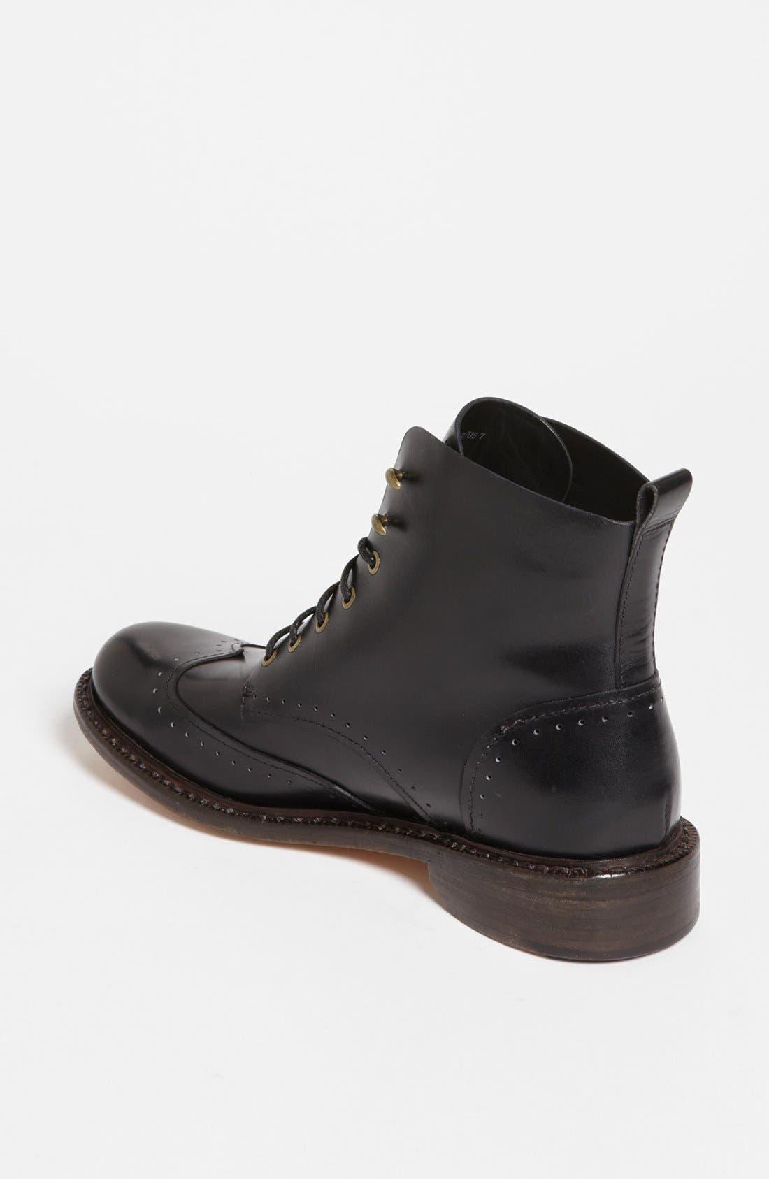 'Cozen' Boot,                             Alternate thumbnail 5, color,                             001