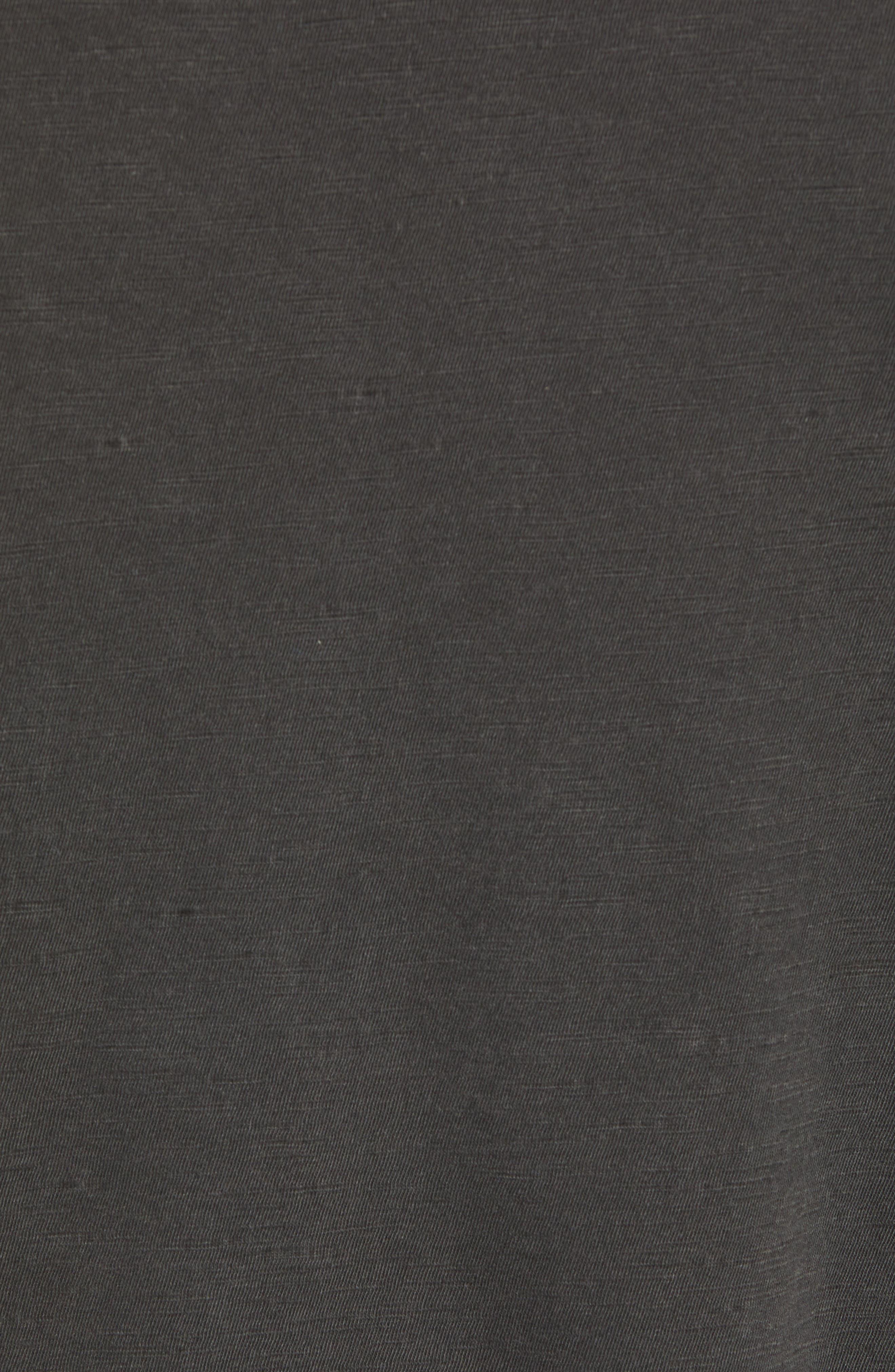 Motor City Long Sleeve T-Shirt,                             Alternate thumbnail 5, color,                             COAL
