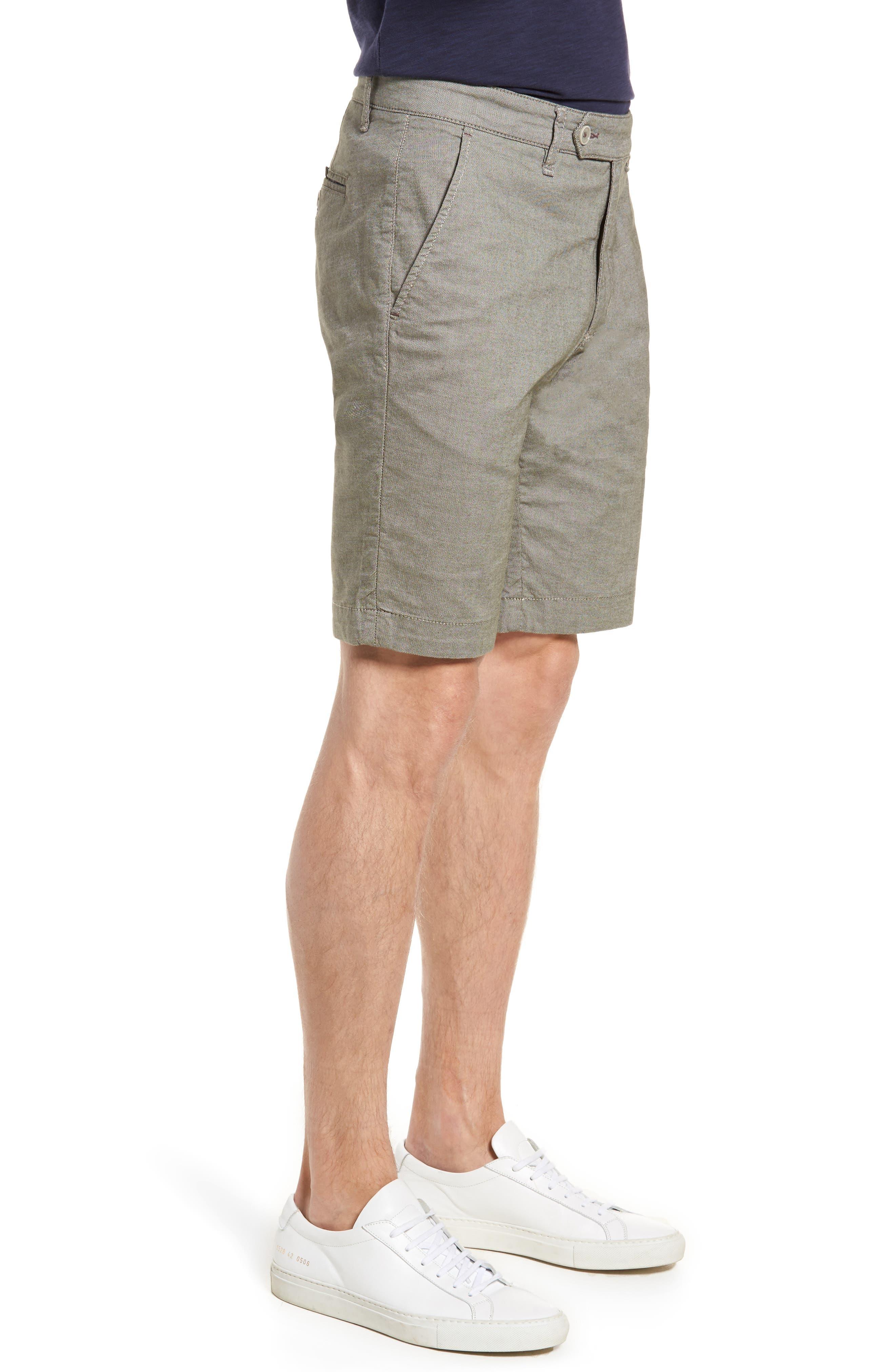 Herbosh Shorts,                             Alternate thumbnail 3, color,                             GREY MARL