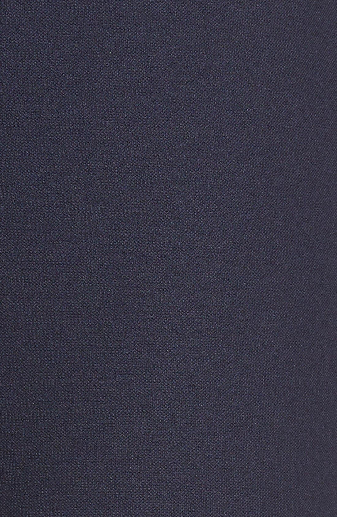 Stretch Crepe Slim Ankle Pants,                             Alternate thumbnail 67, color,