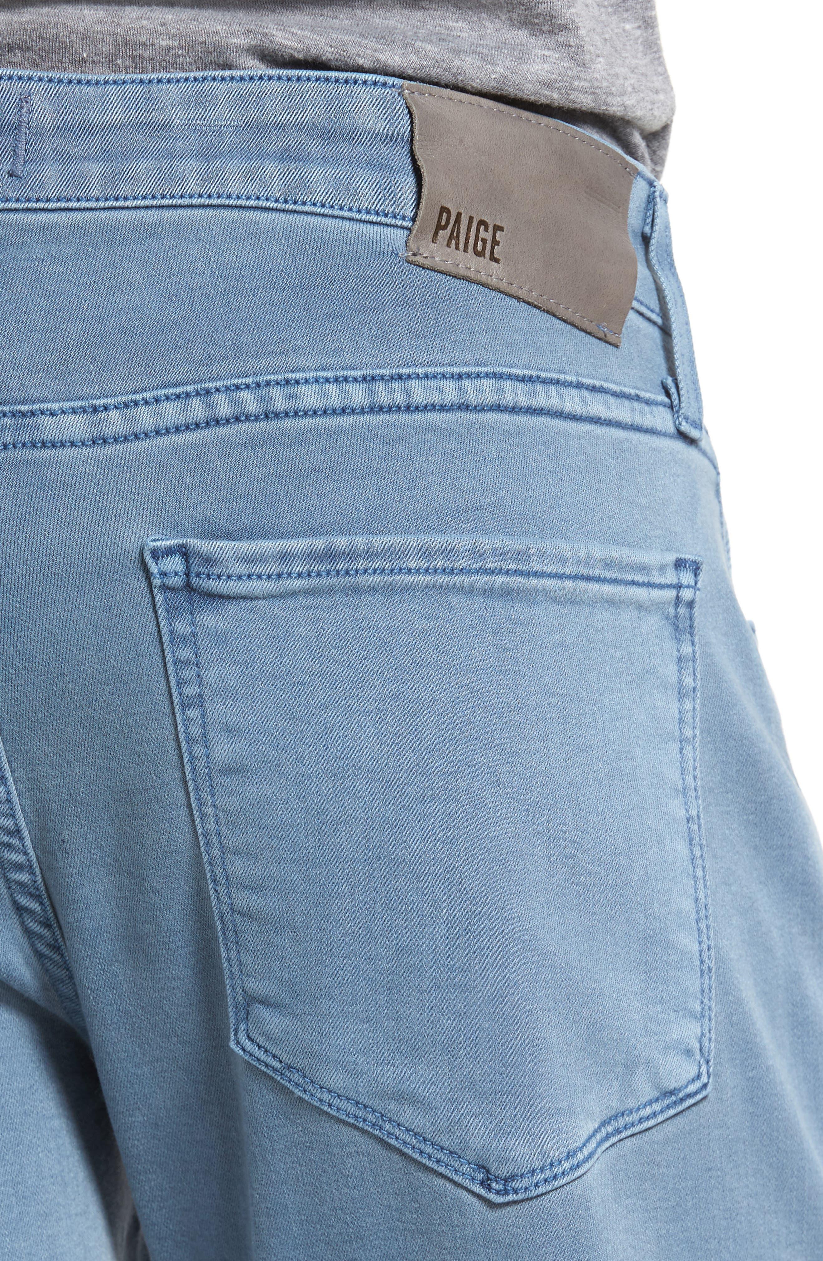 Transcend - Lennox Slim Fit Jeans,                             Alternate thumbnail 4, color,                             430