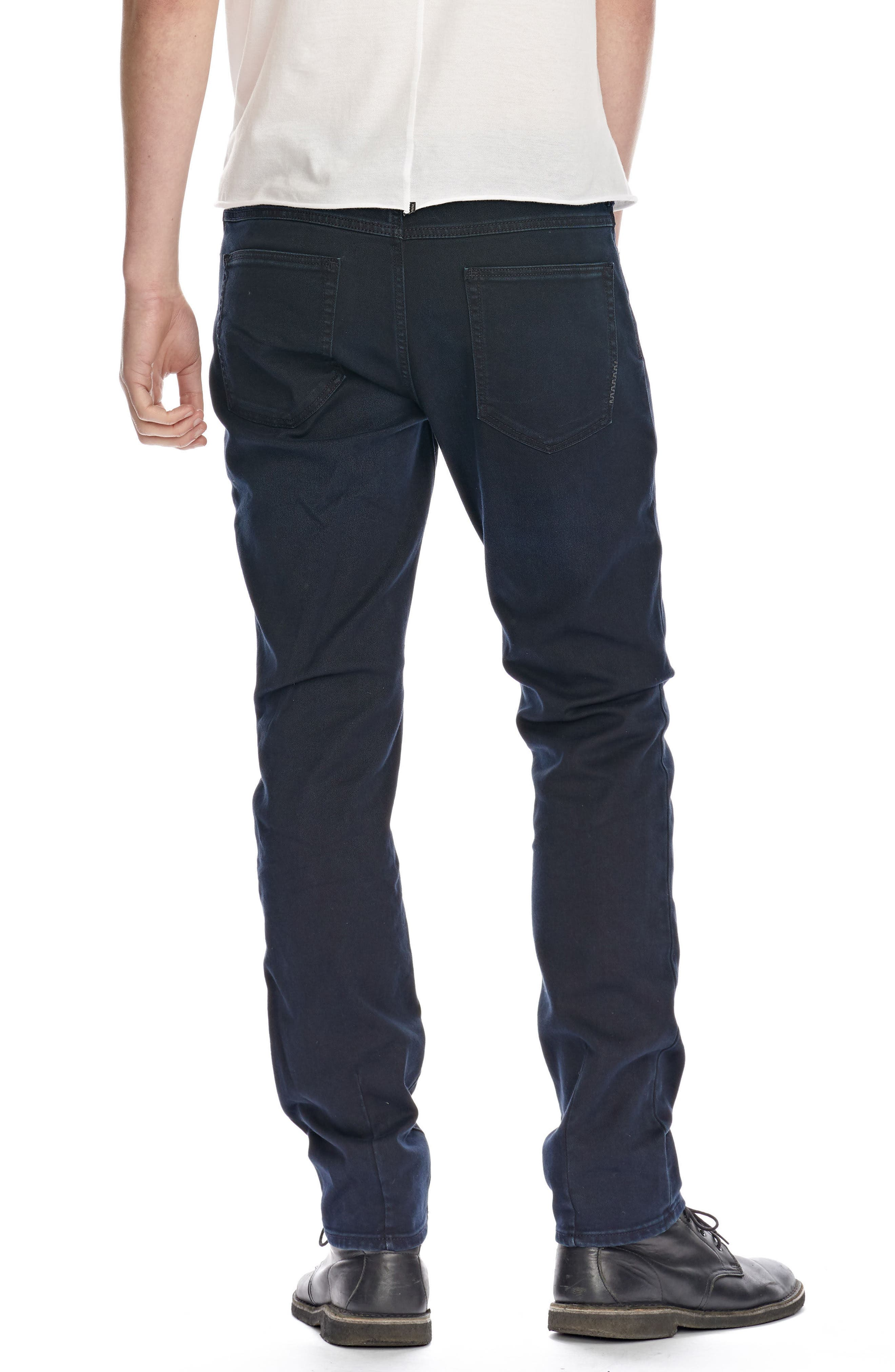 Lou Slim Fit Jeans,                             Alternate thumbnail 2, color,                             400