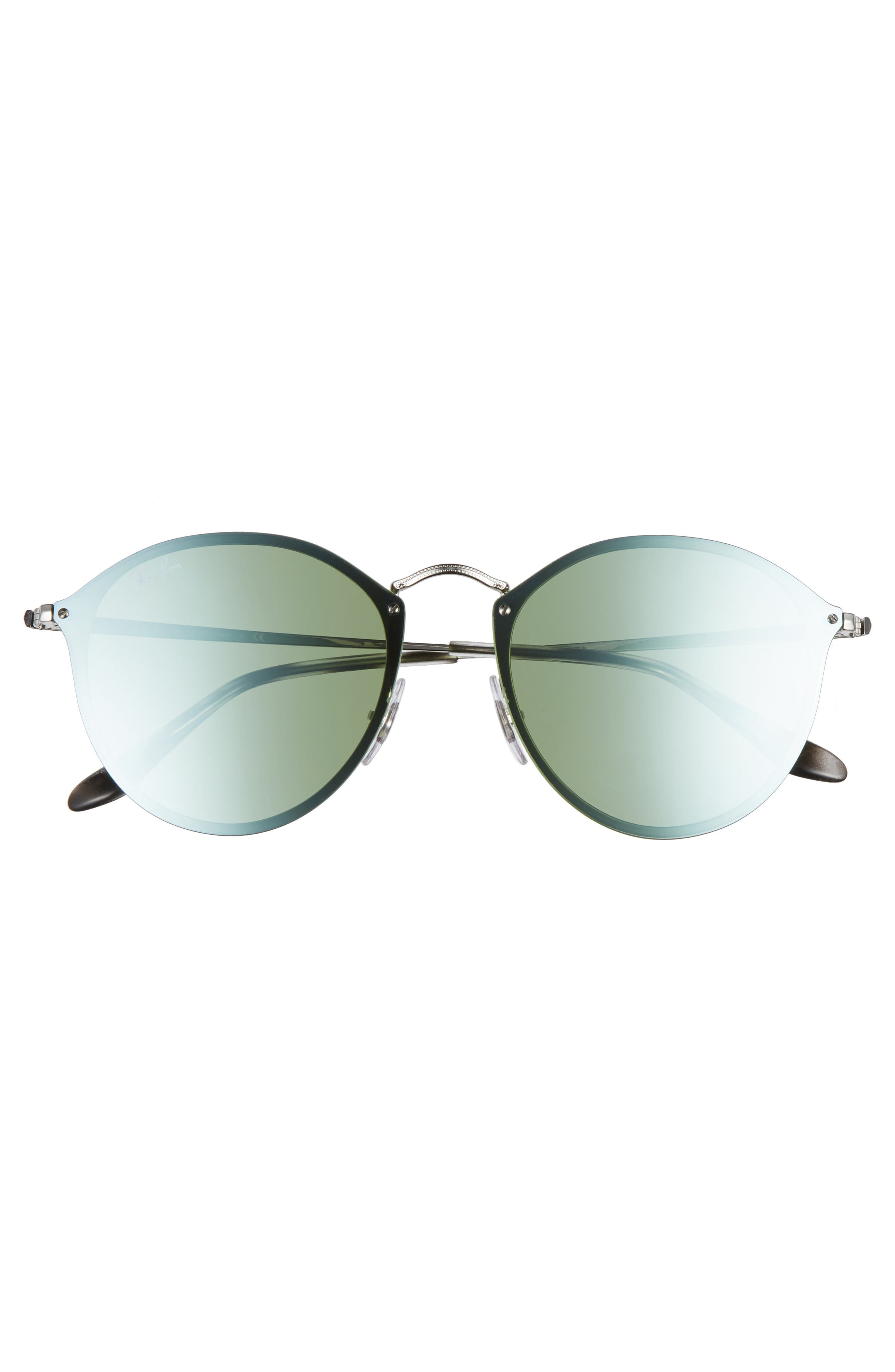 59mm Round Sunglasses,                             Alternate thumbnail 2, color,                             041