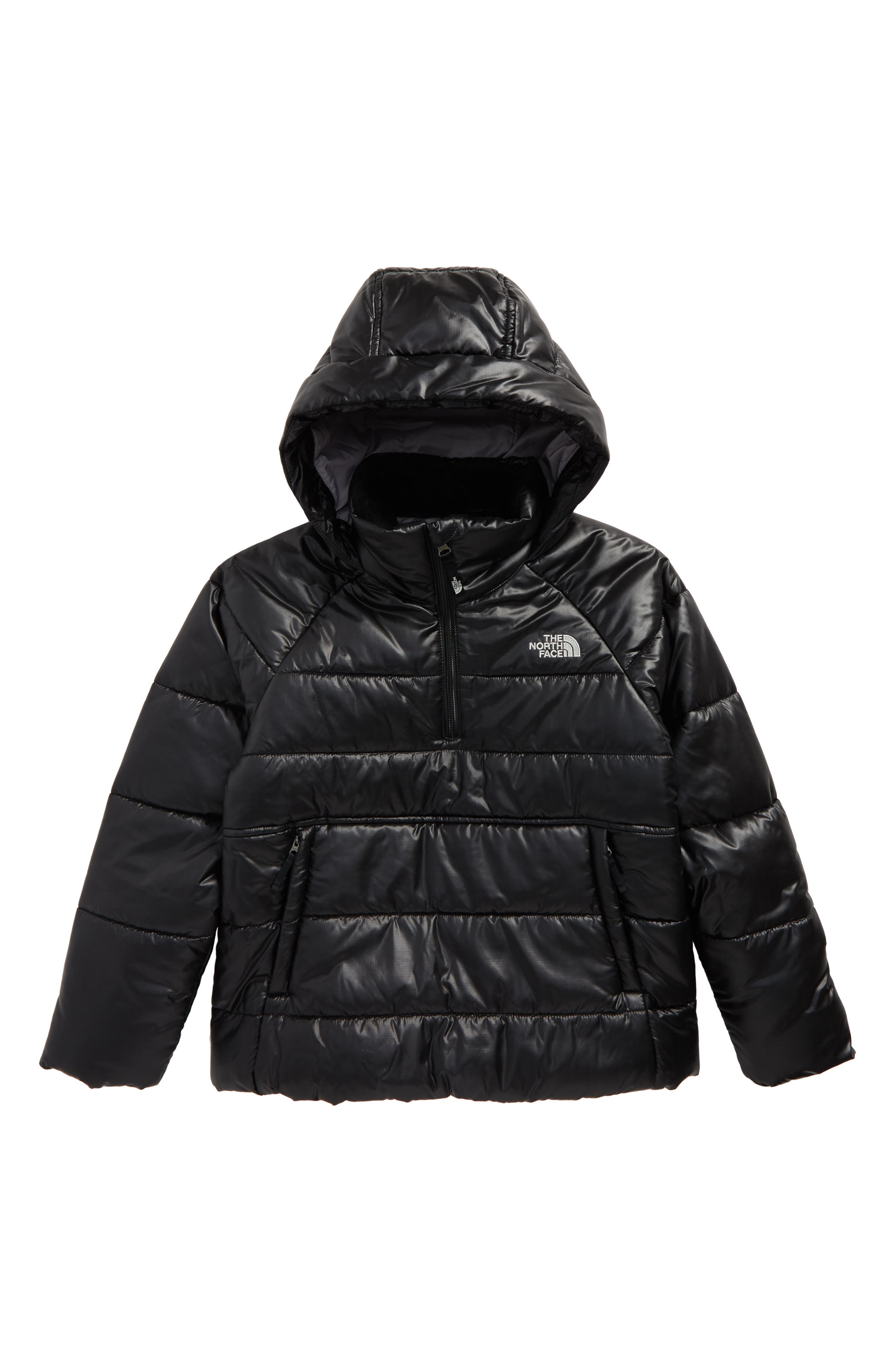 Gotham Heatseeker<sup>™</sup> Insulated Capelette,                             Main thumbnail 1, color,                             001