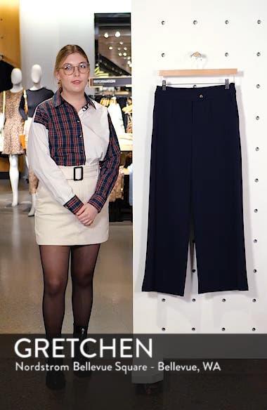 Allison Coco Wide Leg Pants, sales video thumbnail