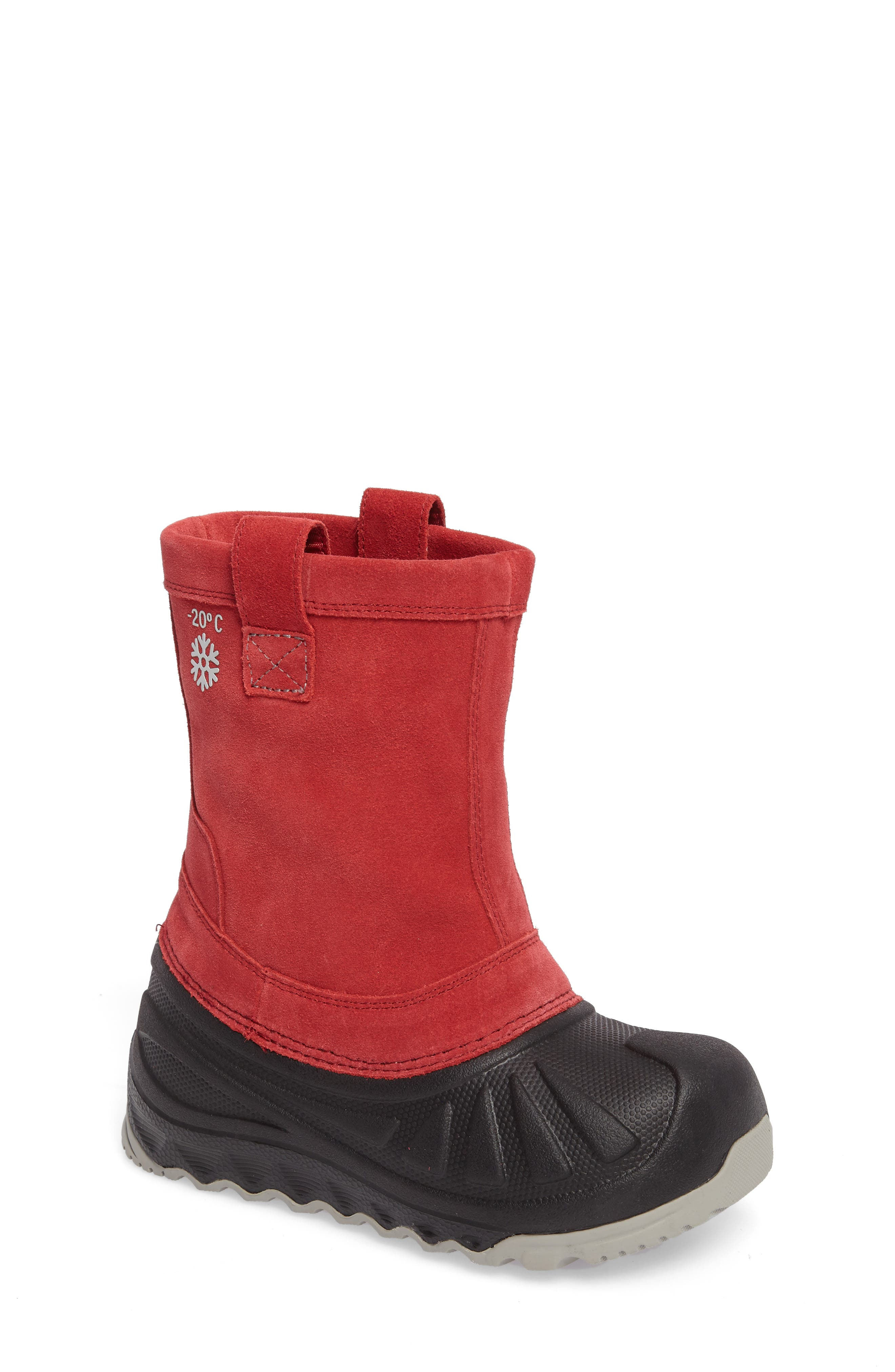 Evertt Waterproof Thinsulate<sup>™</sup> Insulated Snow Boot,                             Main thumbnail 2, color,