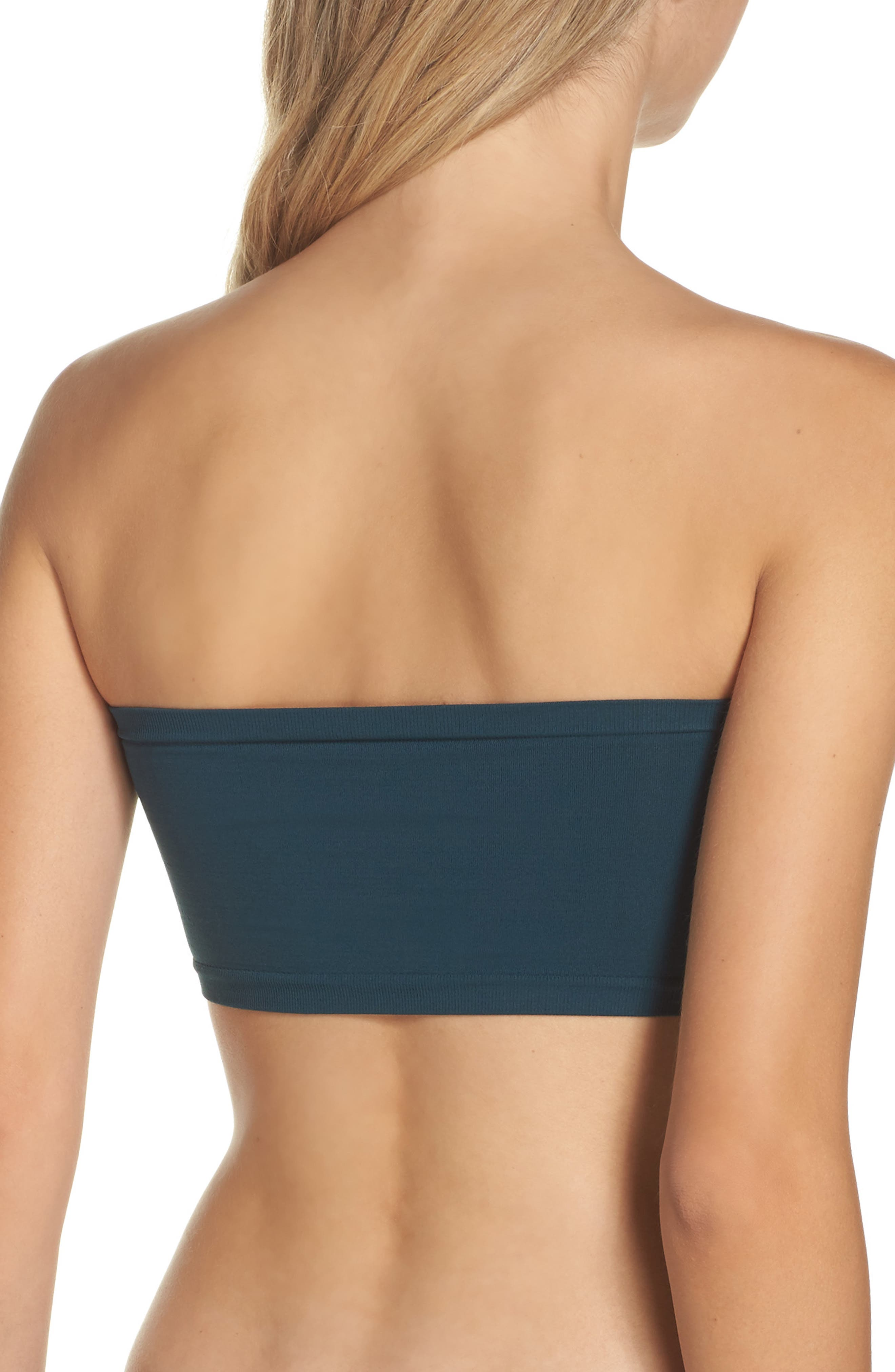 Intimately FP Lace Reversible Seamless Bandeau,                             Alternate thumbnail 15, color,