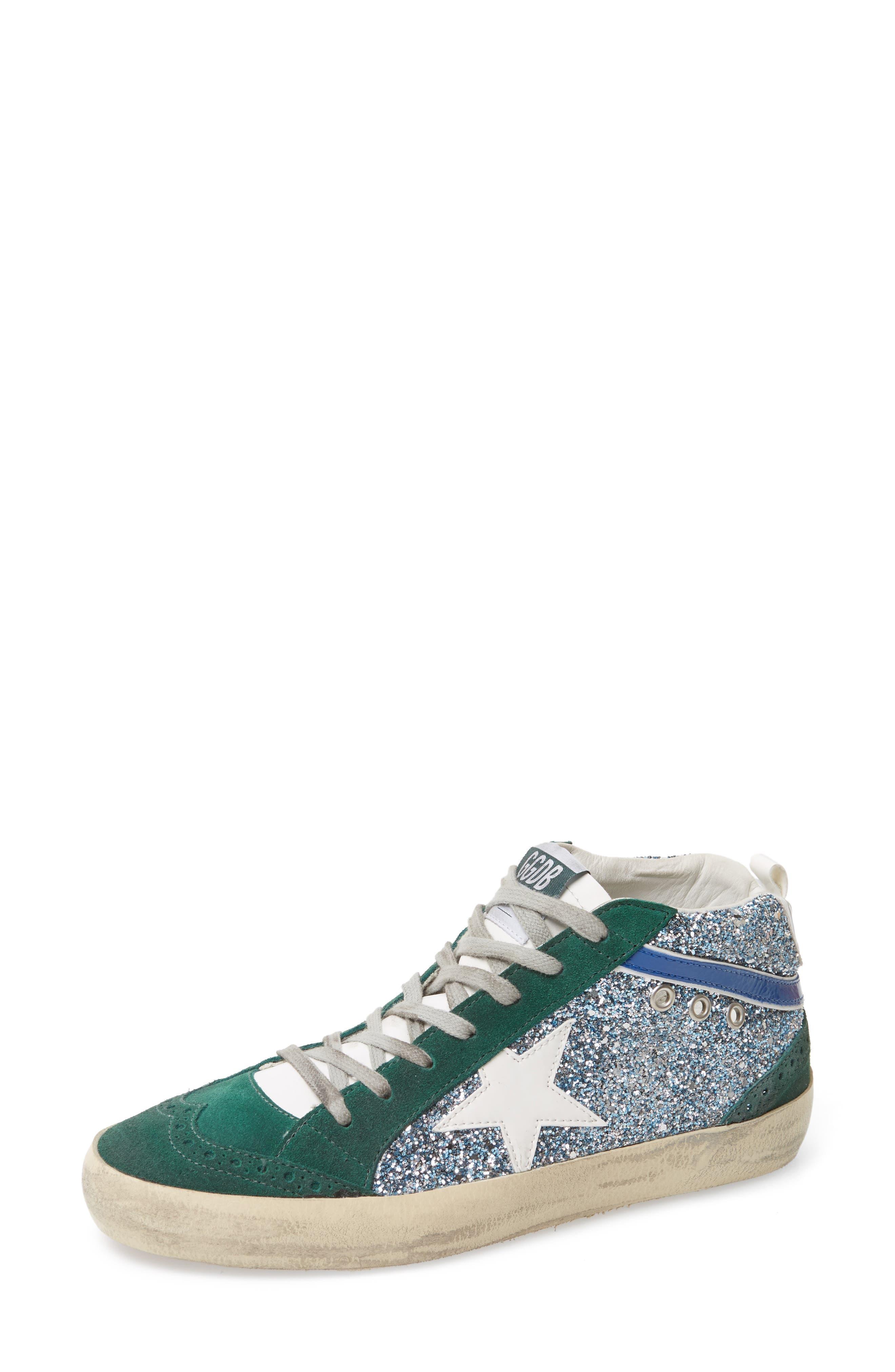 Star Mid Top Sneaker,                             Main thumbnail 1, color,