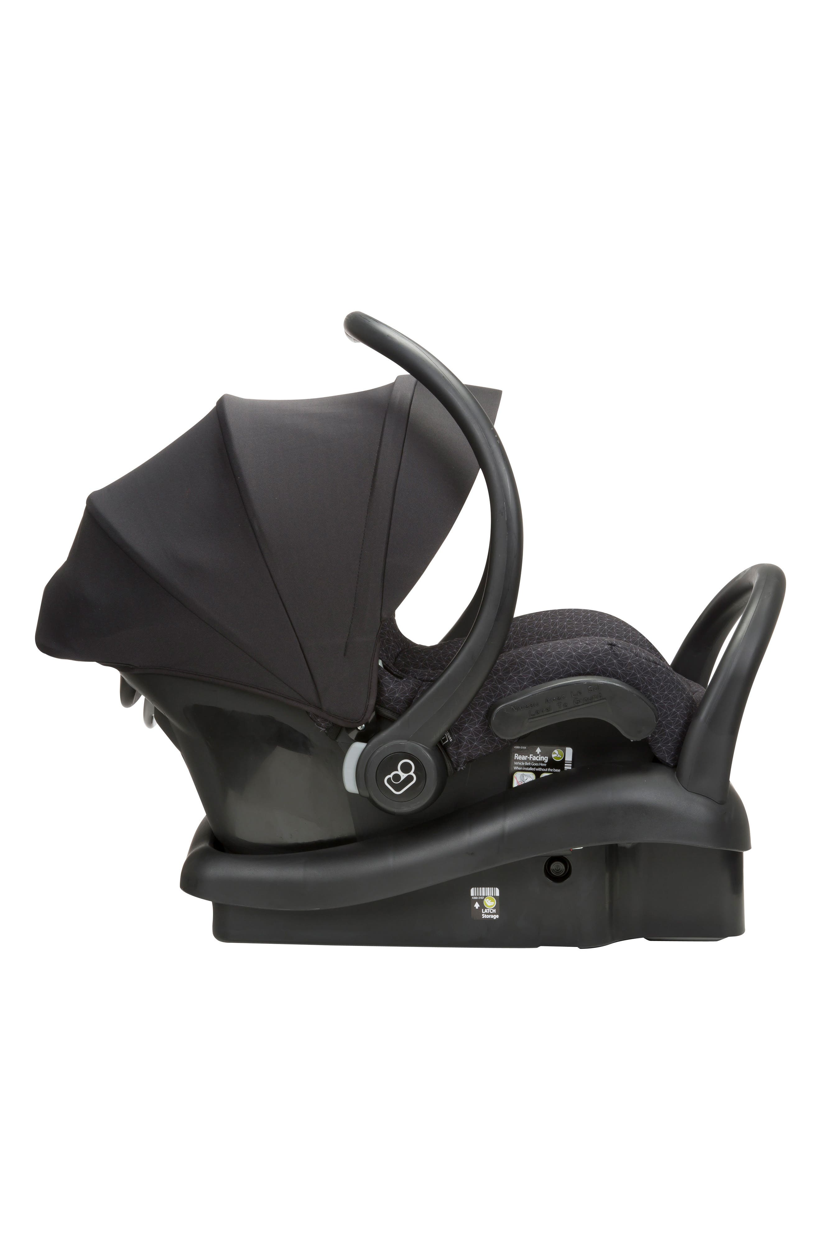 Pria<sup>™</sup> 85 Black Crystal Special Edition Car Seat,                             Alternate thumbnail 4, color,                             002